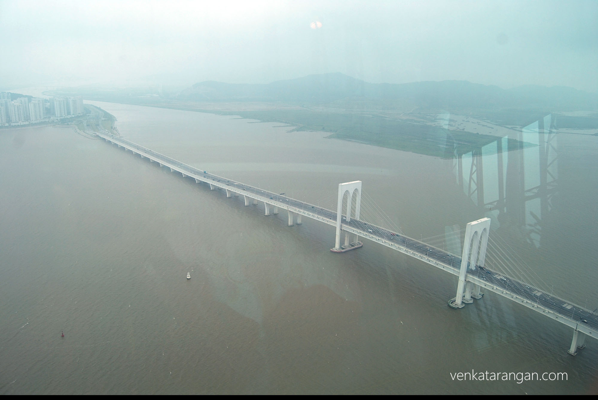 Bridge near Macau Tower 360