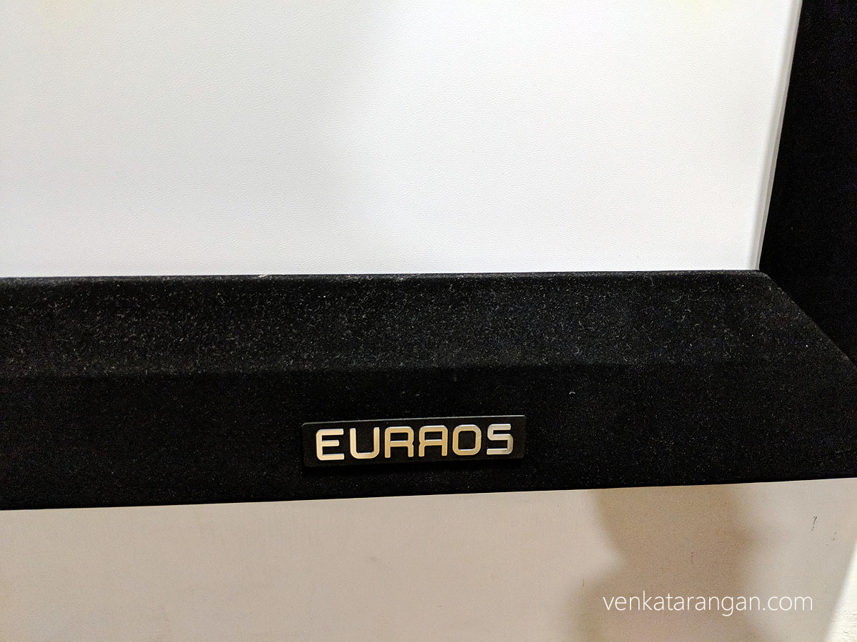 Eurros Projection Screen - Fixed Framed Screen
