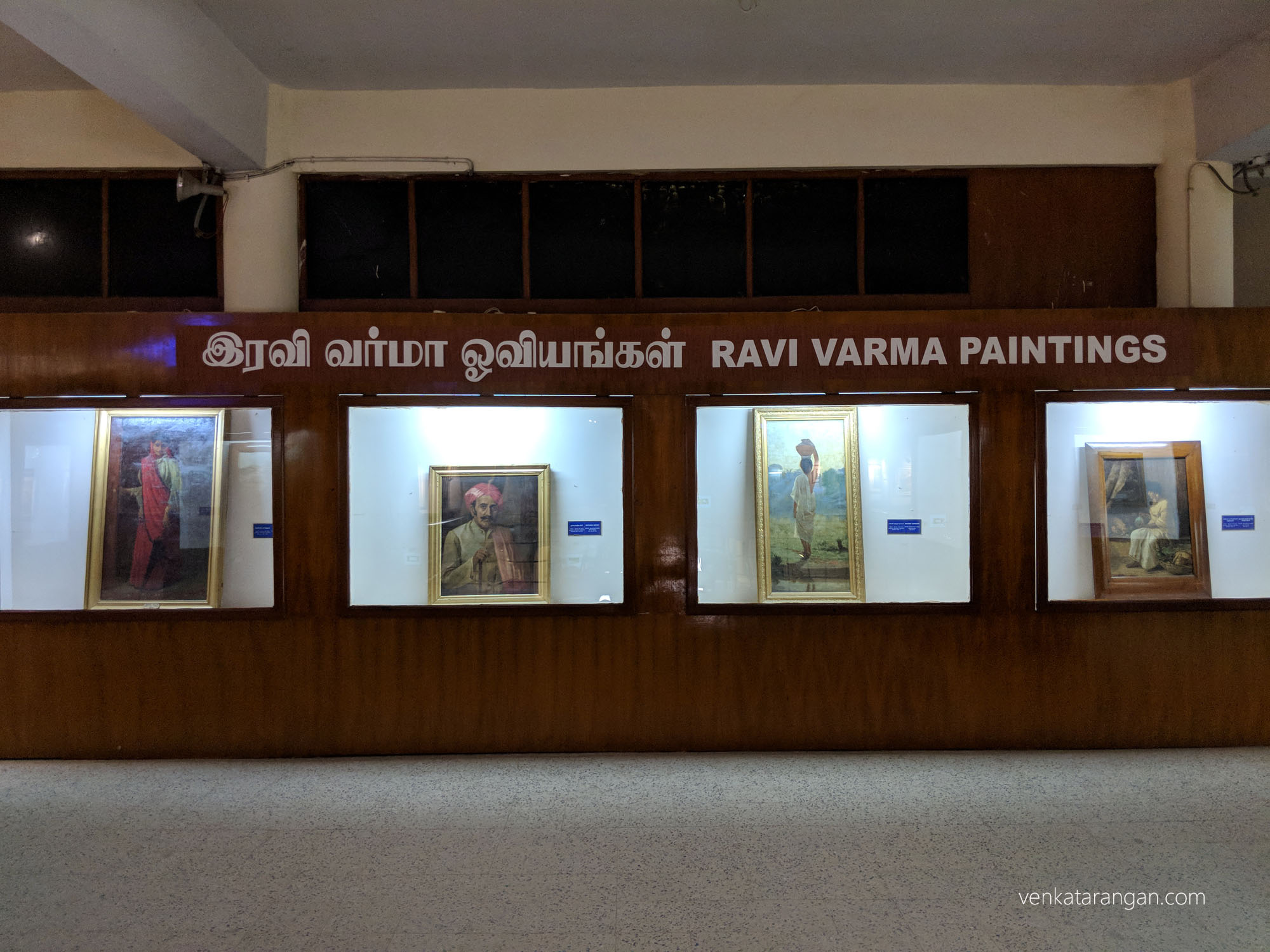 Not be missed: Raja Ravi Varma Paintings, இராஜா ரவி வர்மா ஓவியங்கள். His depictions of Hindu deities are found, often as objects of worship.