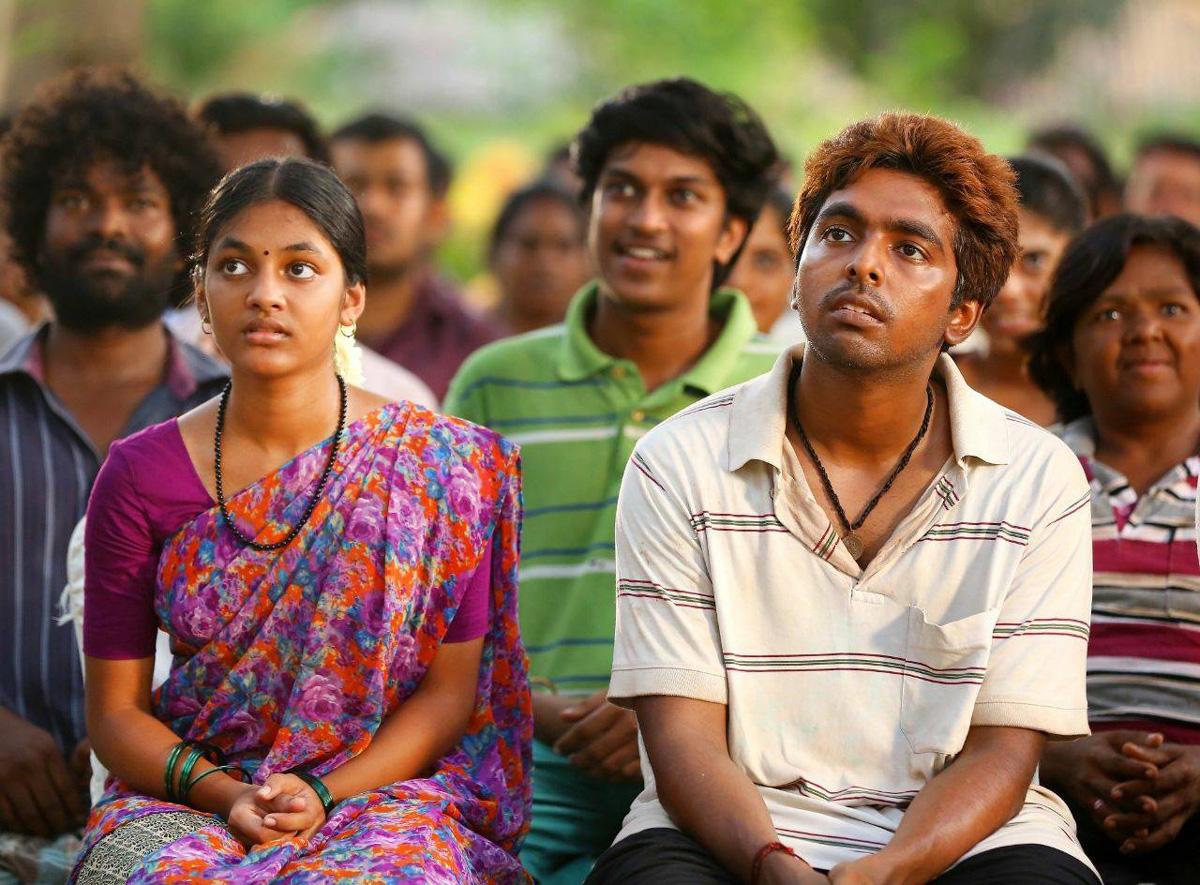 இவான் மற்றும் ஜி.வி.பிரகாஷ் - நாச்சியார் (2018)