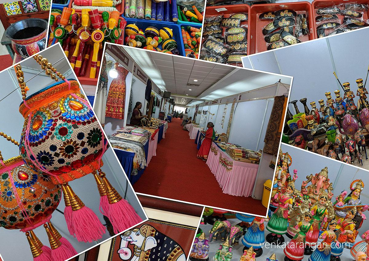 Wooden toys, furniture, ladies hairclips, tanjore painting - மர பொம்மைகள், சாமான்கள்; தஞ்சாவூர் படங்கள், தலை கிளீப் மற்றும் பலப்பல