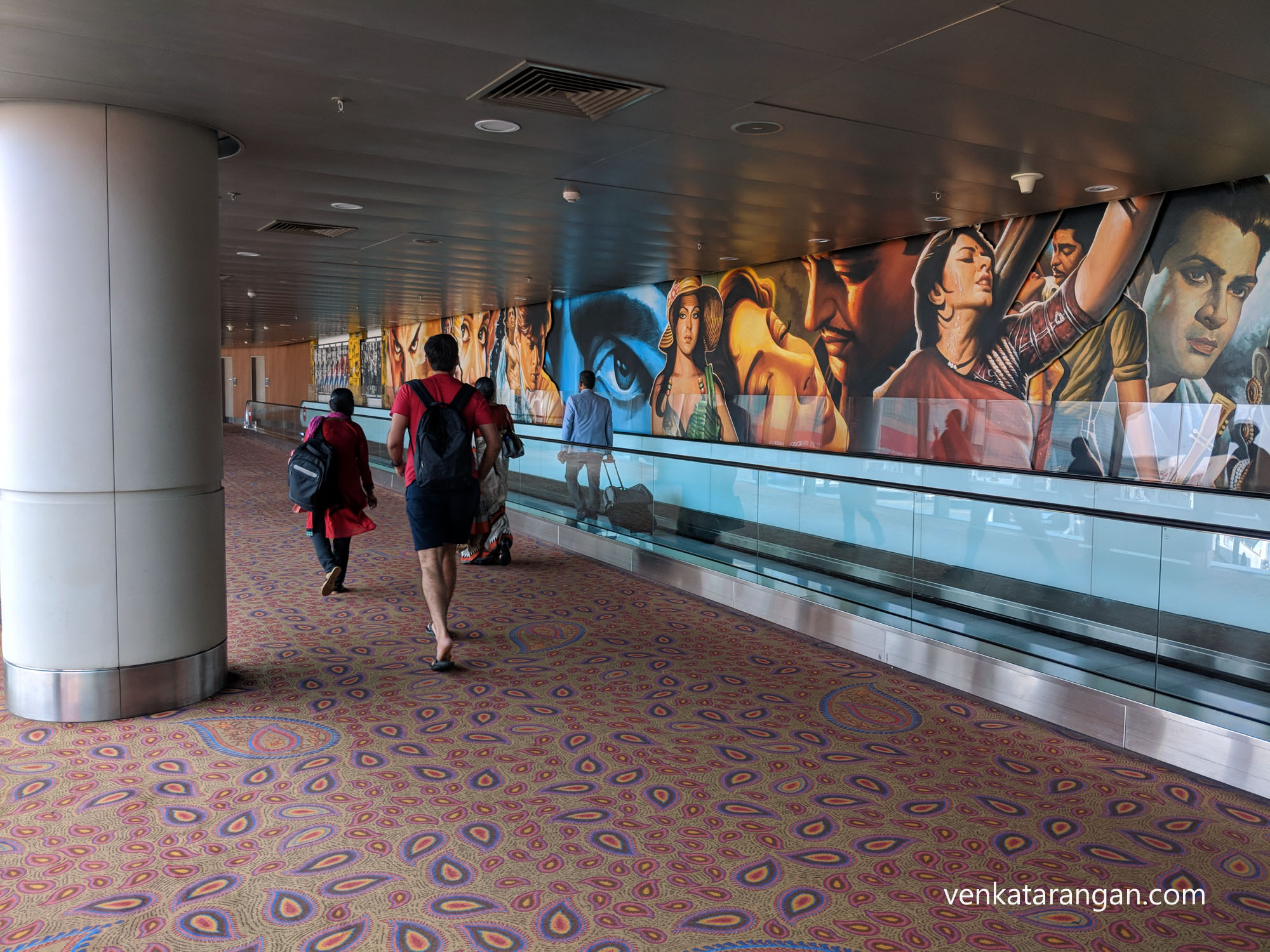 India's largest public art programme is in an Airport