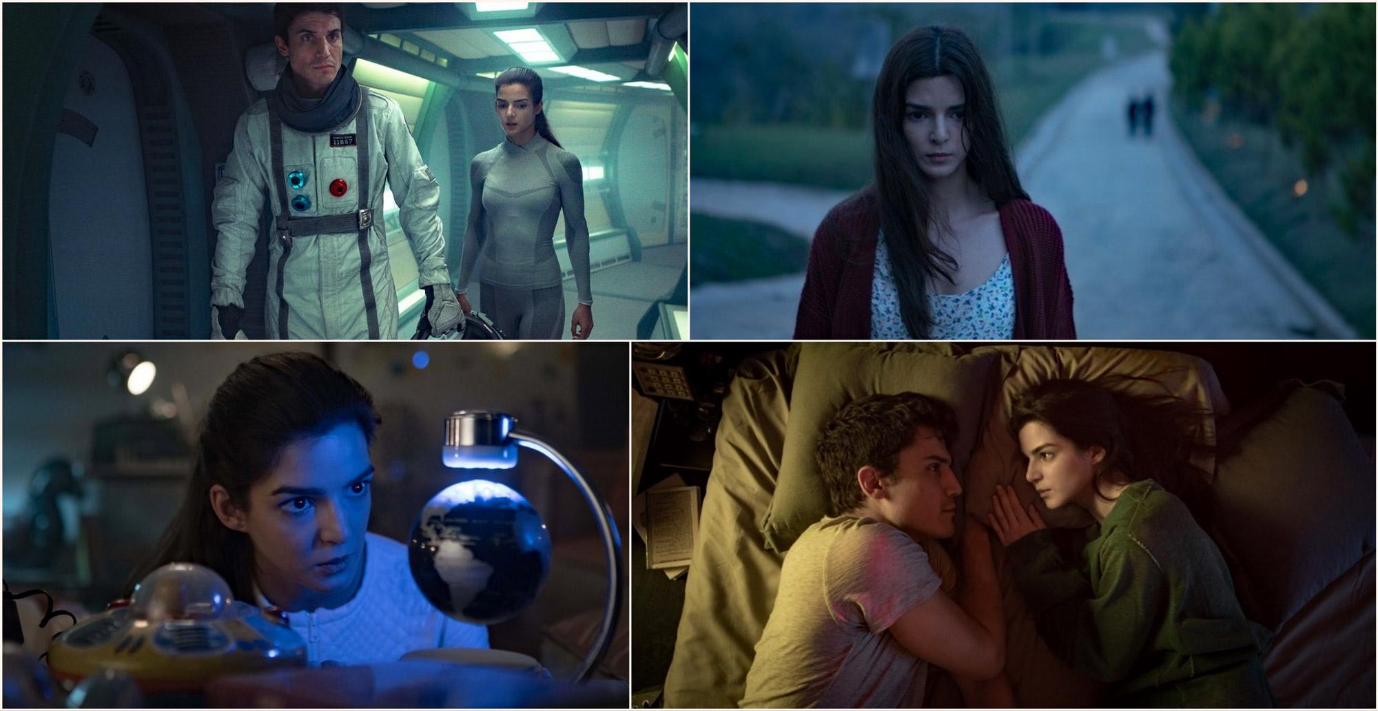 Orbiter 9 (2017) - Clara Lago as Helena