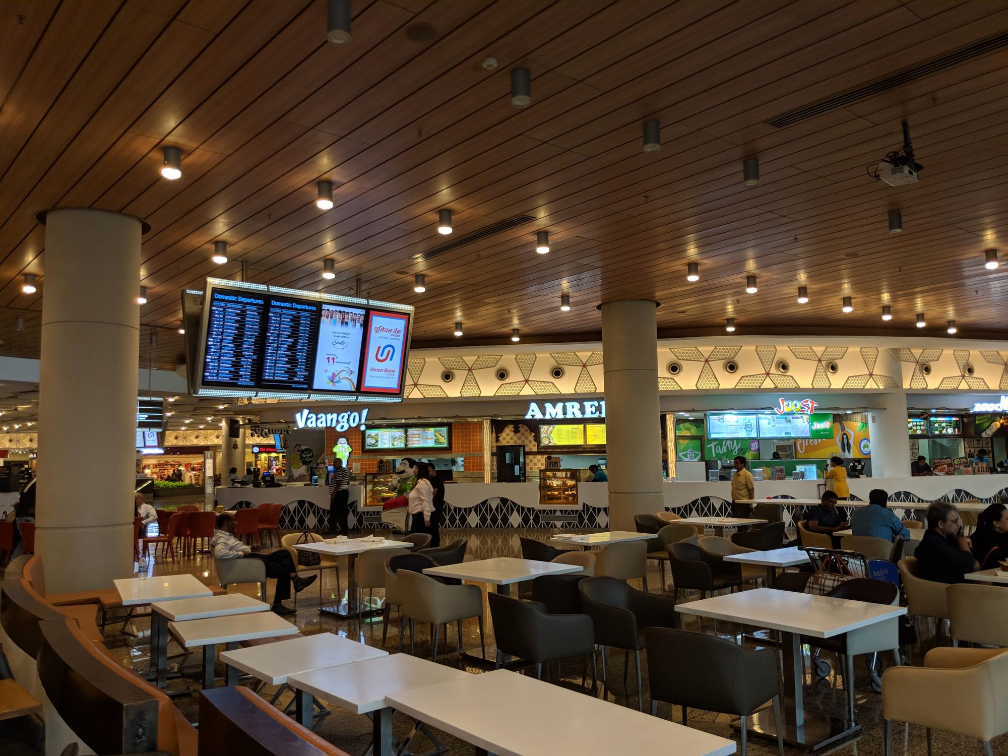 Mumbai T2 Airport