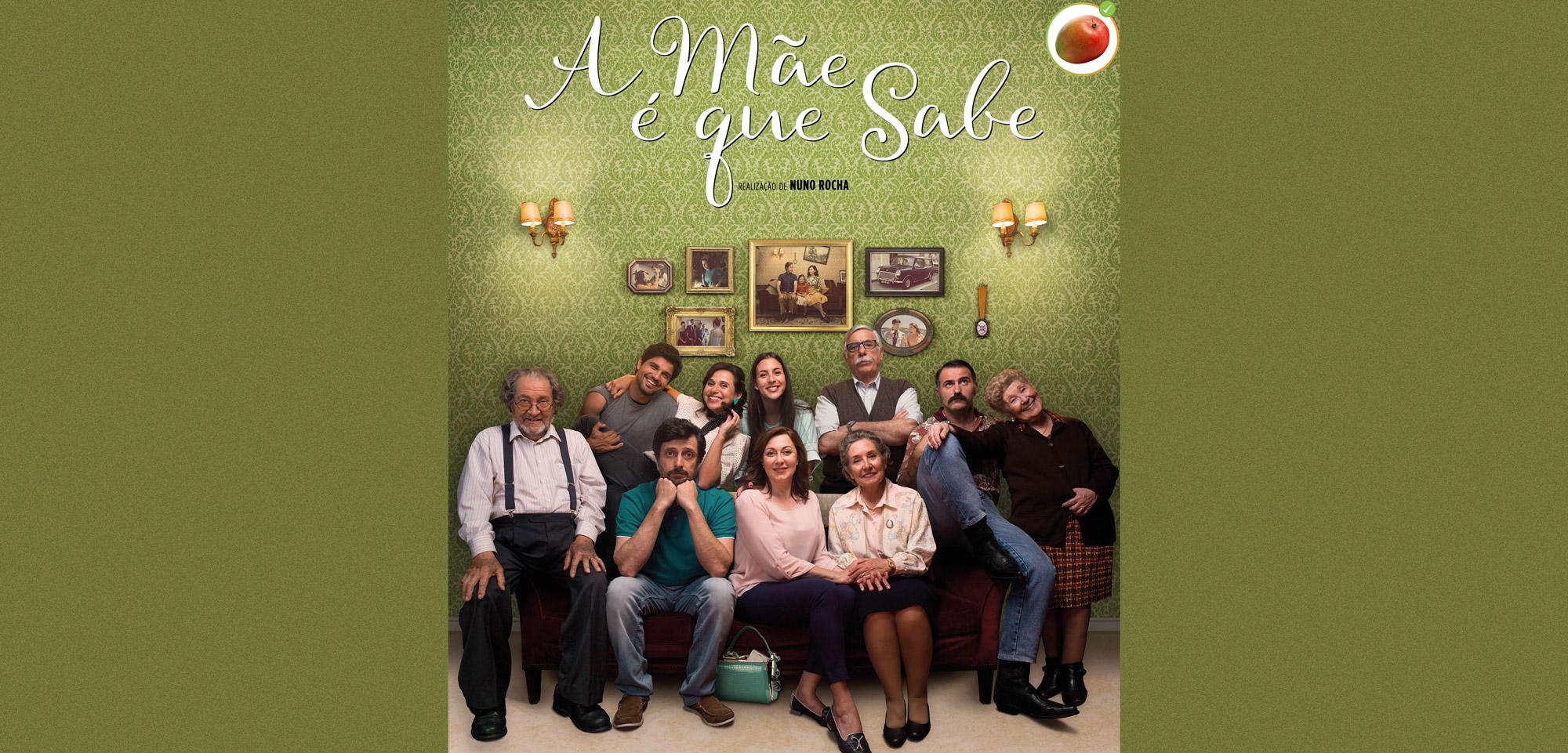 A Mãe é que Sabe (2016) - A Portugal Film