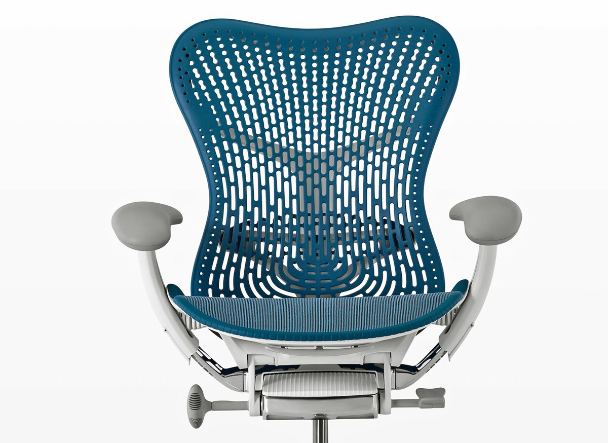 Herman Miller Mirra 2 chair, that I can only dream about!