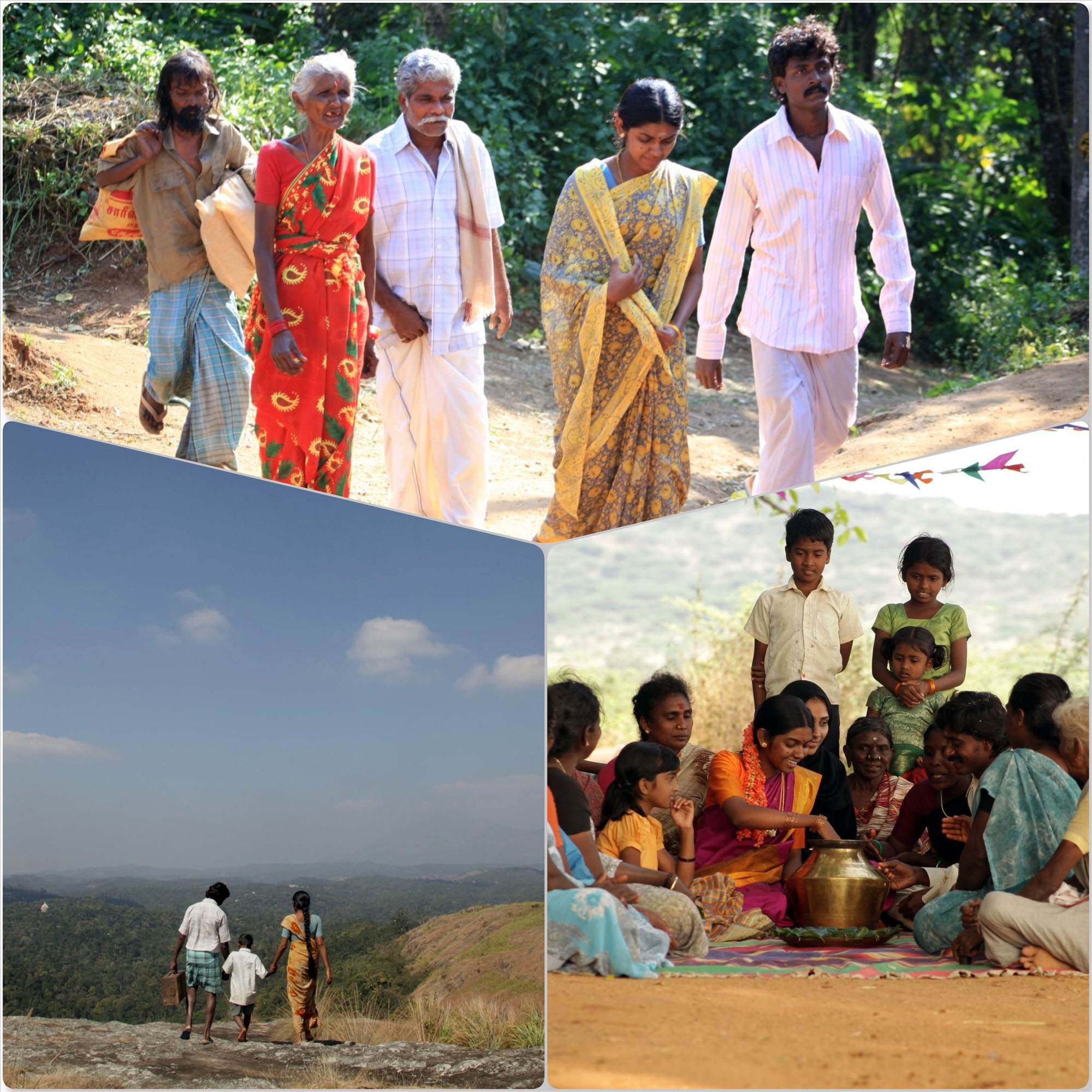 Marriage and the family of Rengusami of Kombai (Tamil Nadu) bordering with Kerala in Western Ghats