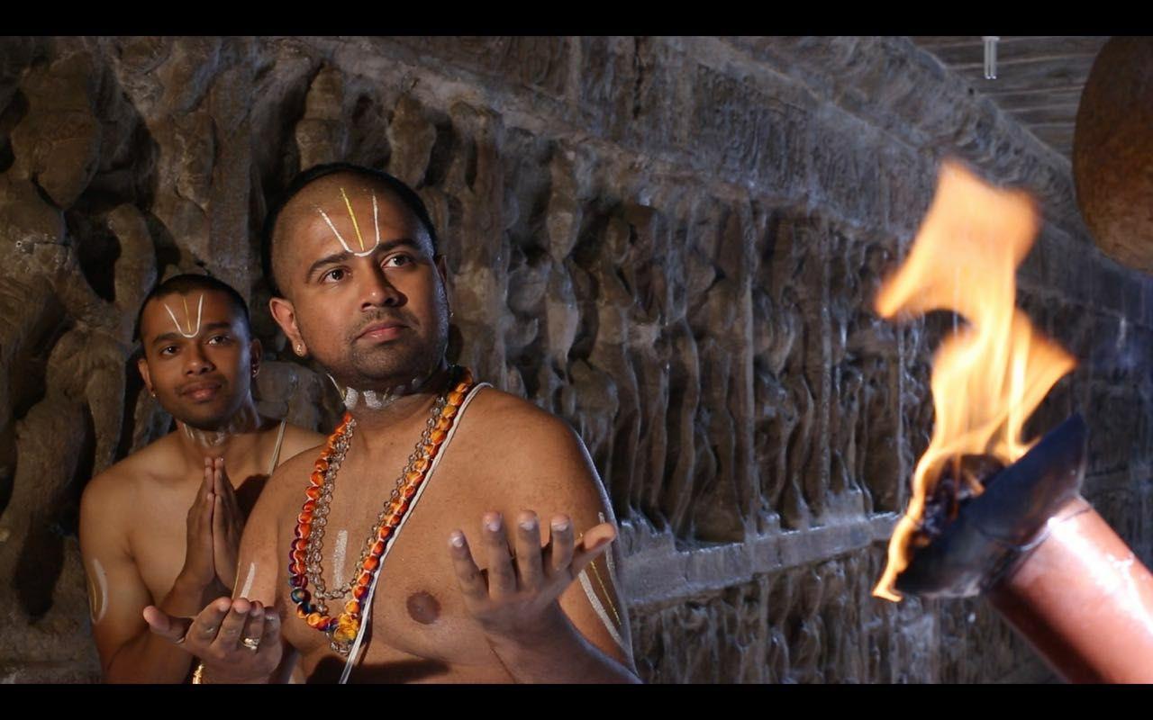 Dushyanth Sridhar as Swami Vedanta Desika