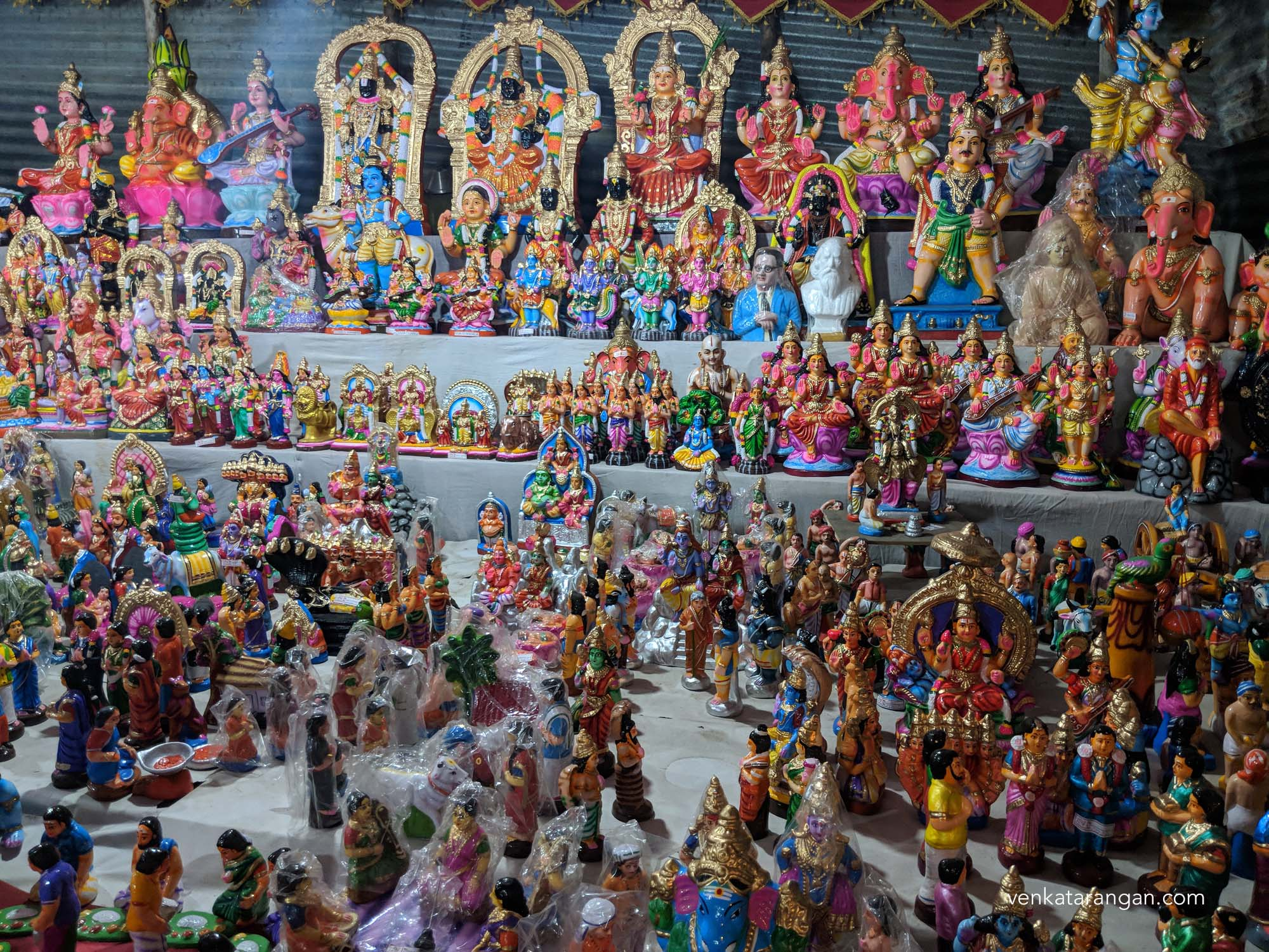 Navarathri Golu dolls for sale - Poompuhar, Trichy