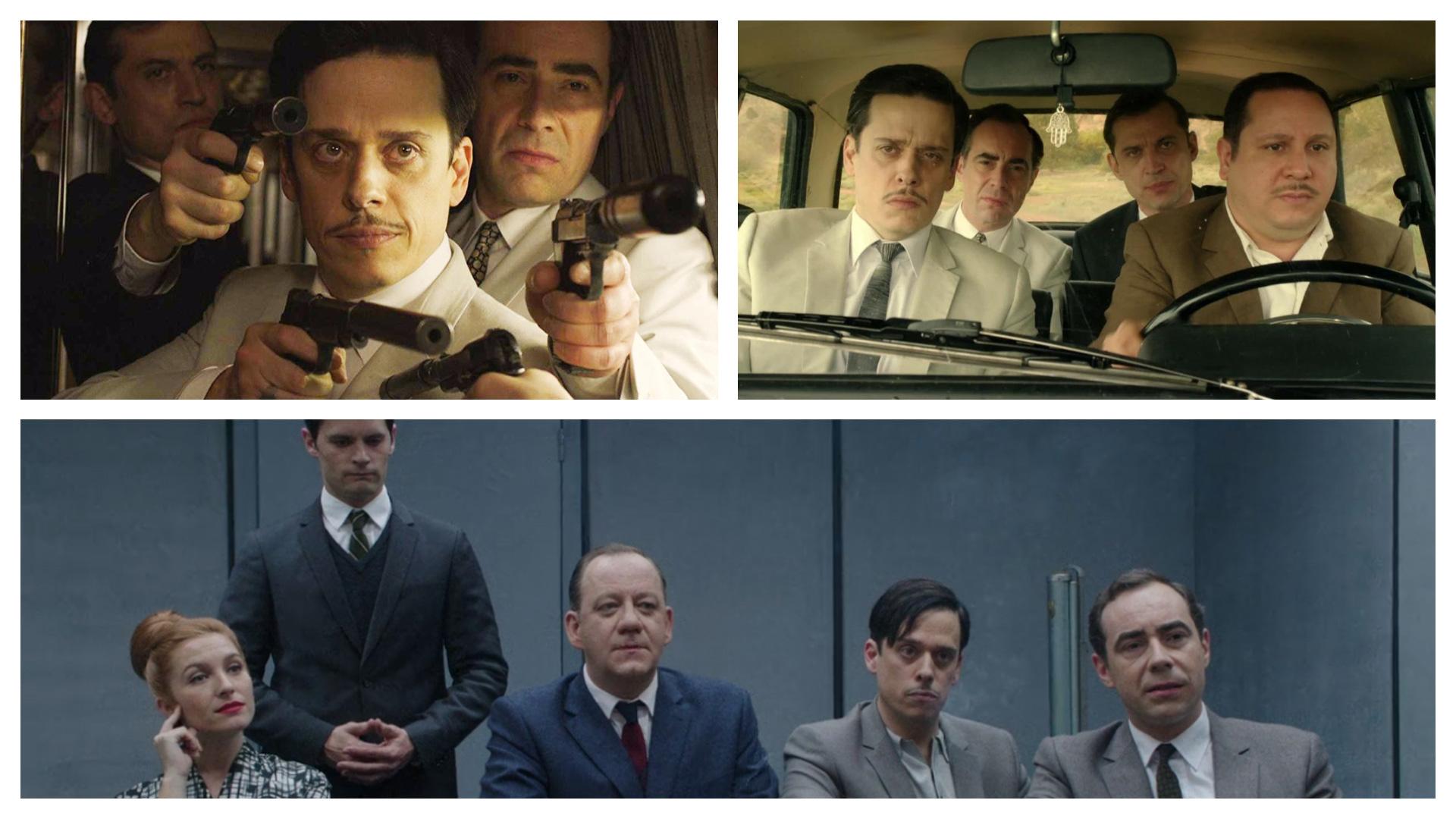 A Very Secret Service (TV Series)