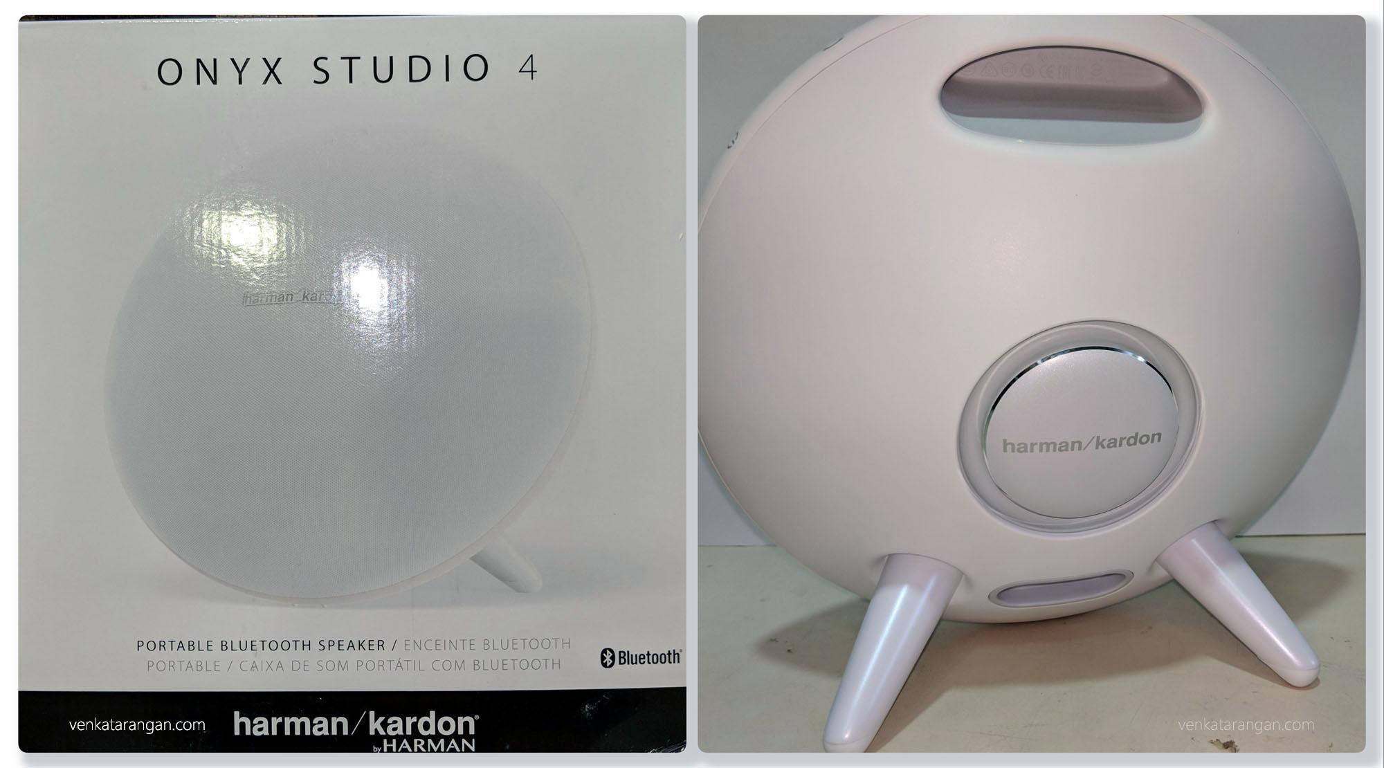 Harman Kardon Onyx Studio 4 Bluetooth Speaker
