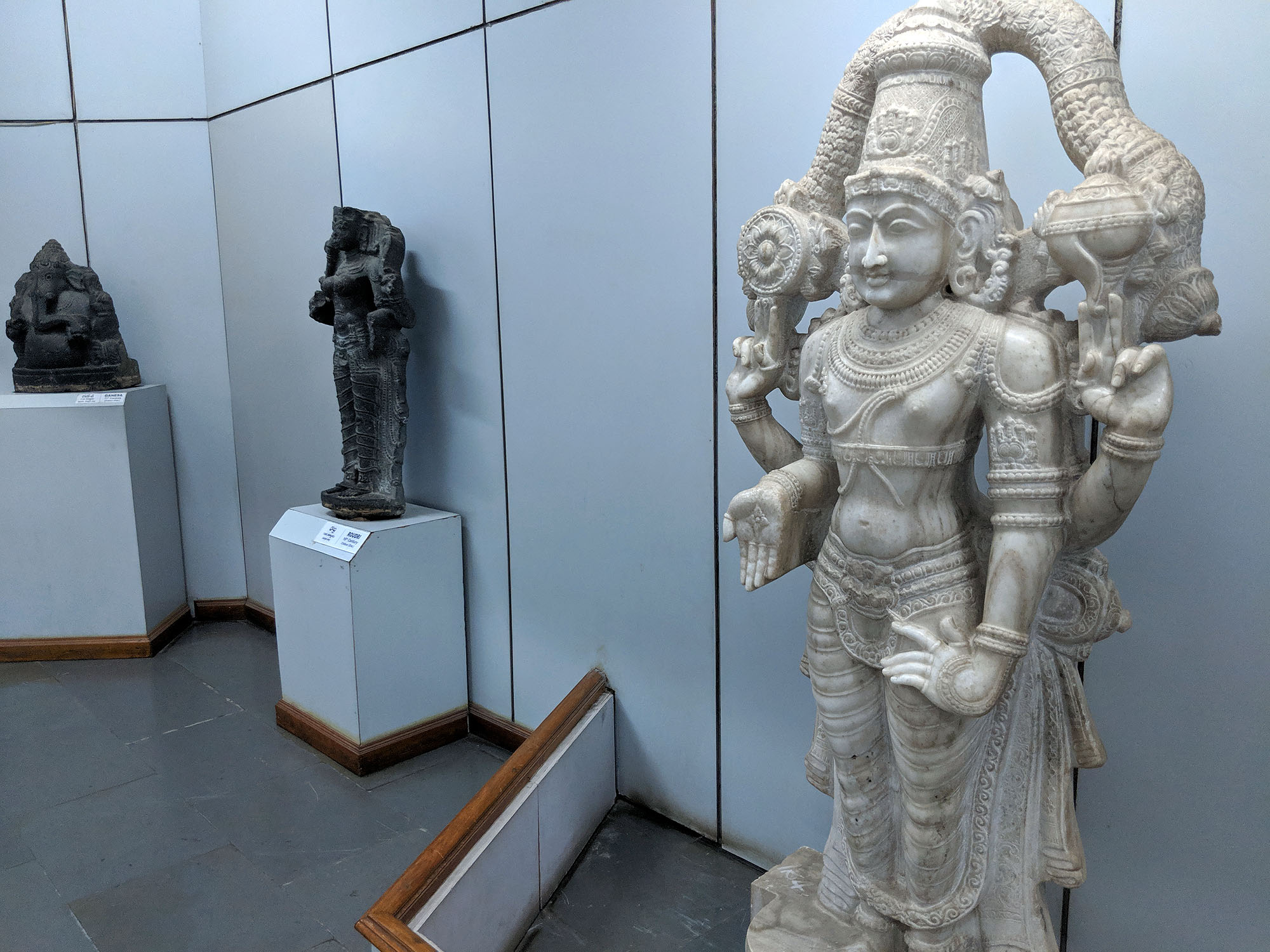 Stone sculptures from Vijayanagar era and before