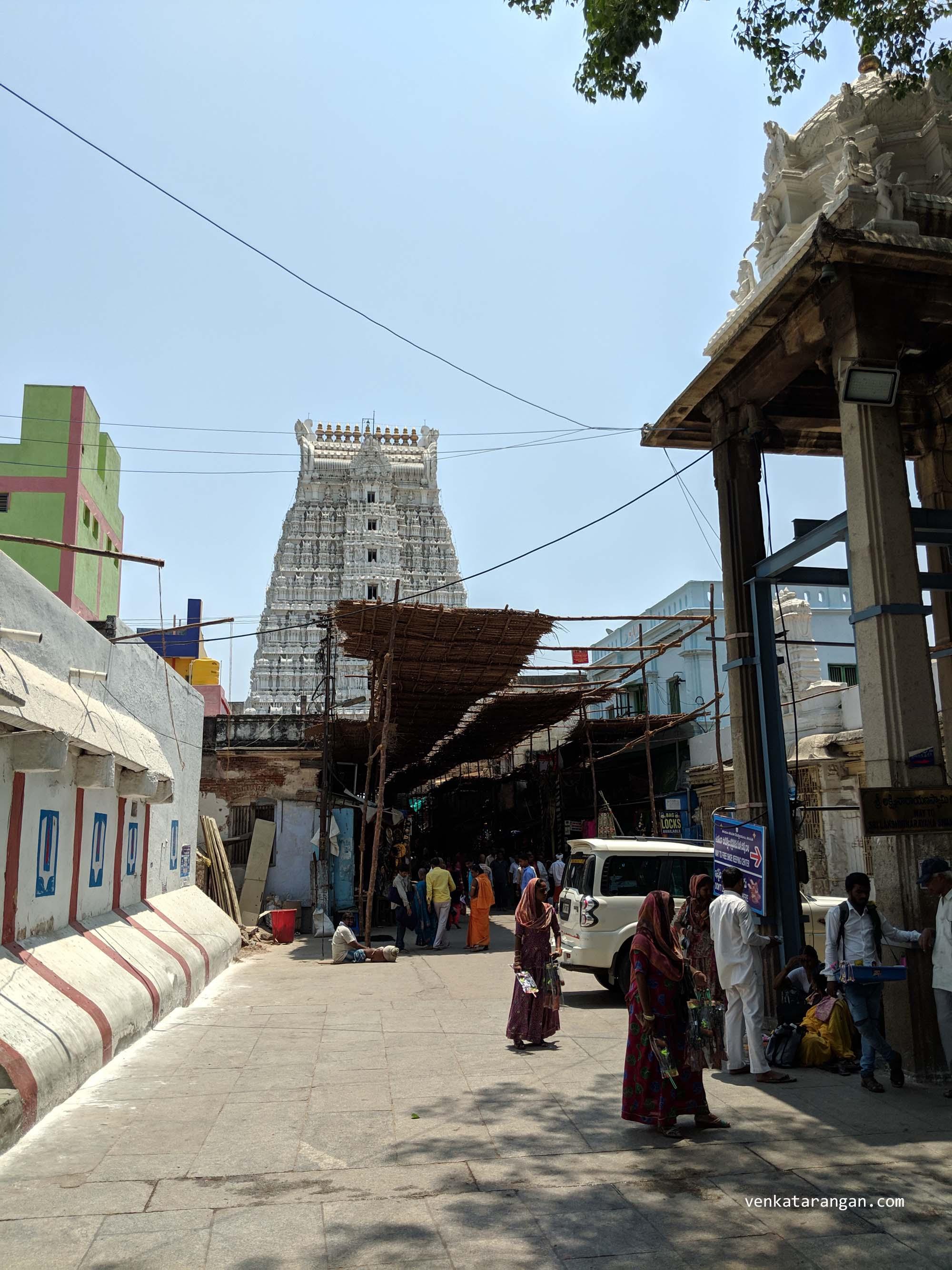 Sri Kodandaramaswamy Temple, Tirupati (திருப்பதி ஸ்ரீ கோதண்டராமர் கோயில்)
