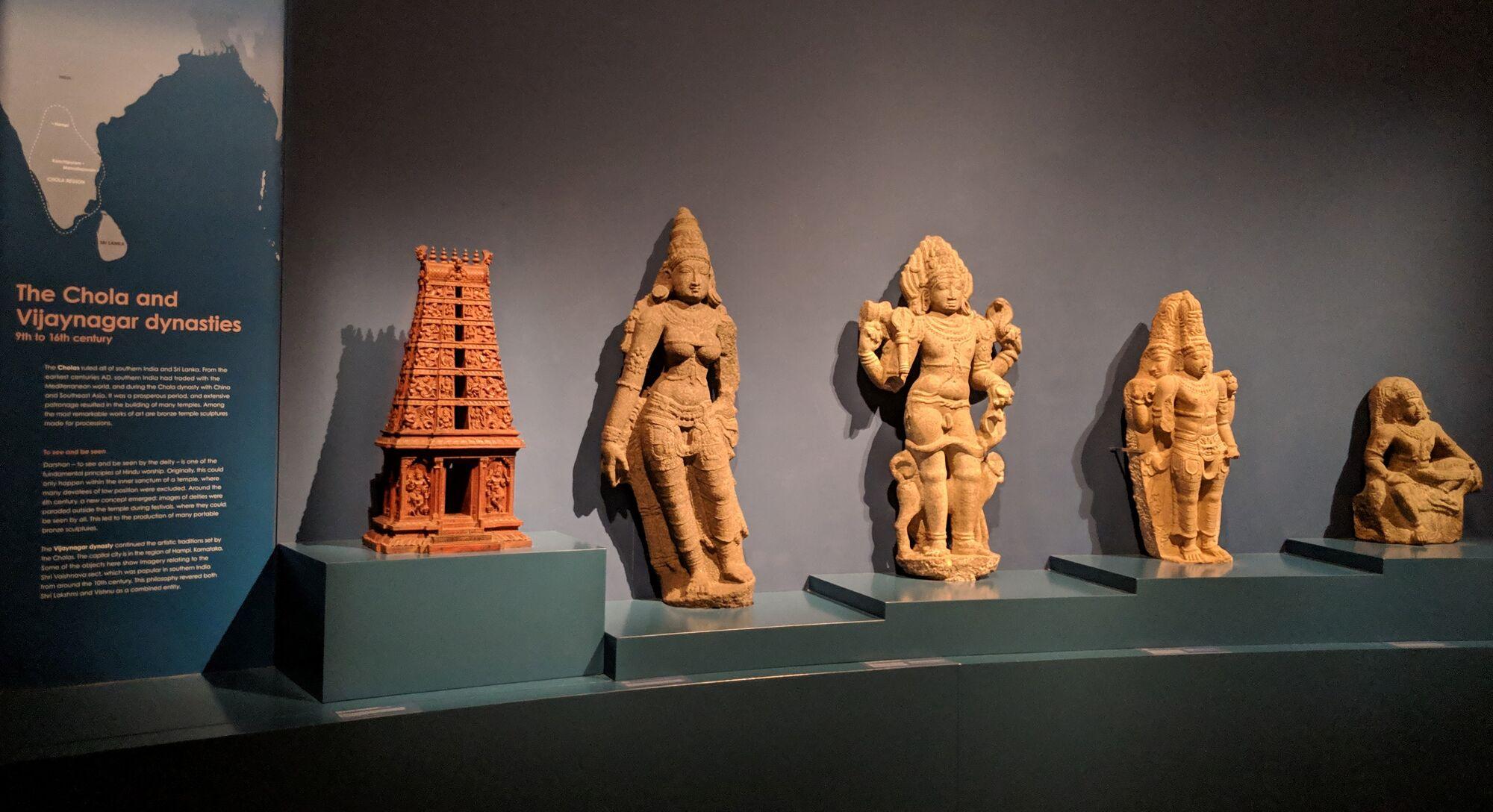 The Chola and Vijaynagar dynasties (9th to 16th Century)