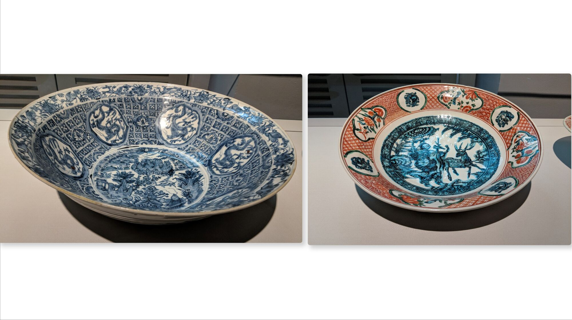 Breathtaking designs on the ceramics from the Tang Shipwreck collection