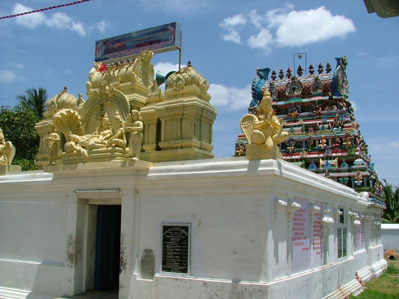 ஸ்ரீ ரங்கநாதர் பெருமாள், தேவதானம்