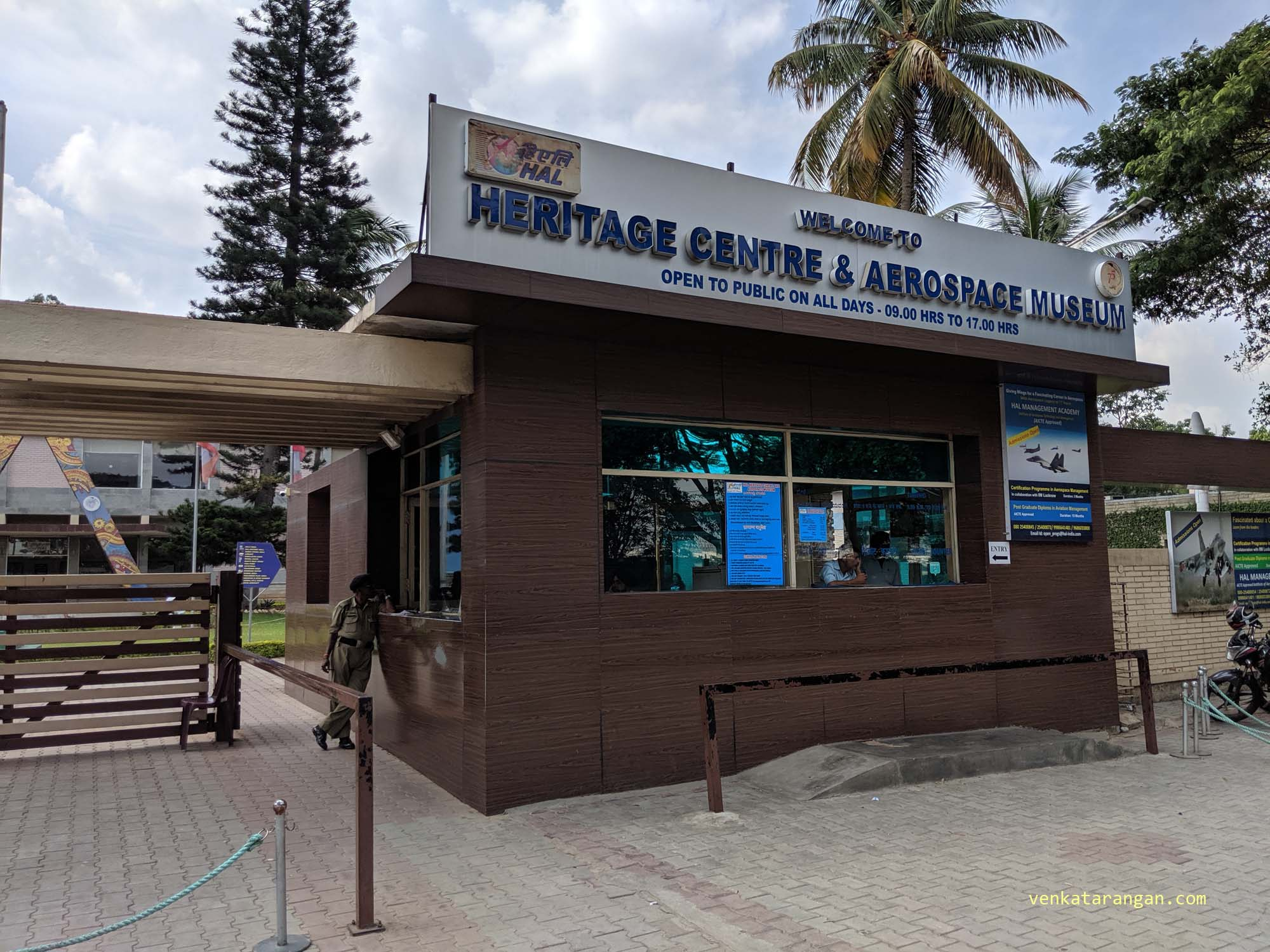 HAL Aerospace Museum, Bangalore