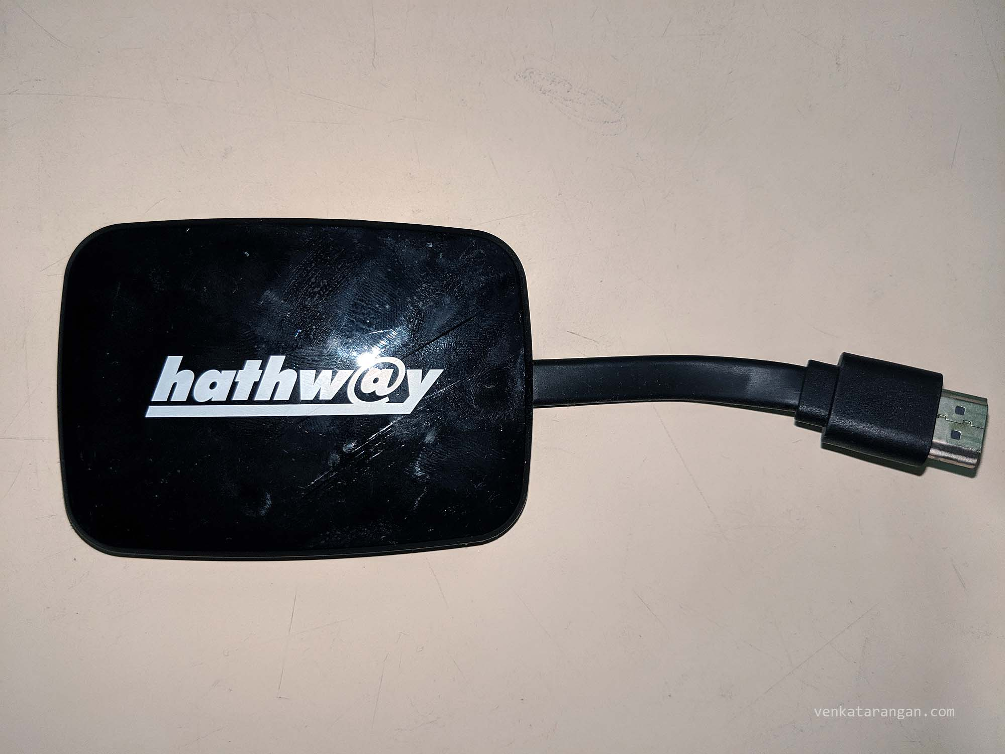 Hathway Broadband Play Box - Android TV