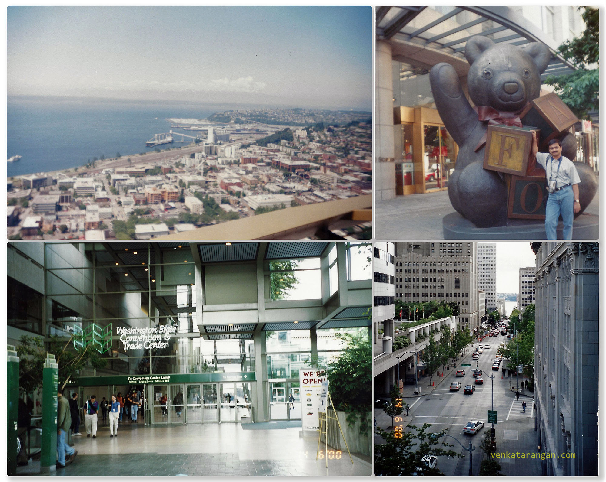 Downtown Seattle - Washington Convention Center - 1999