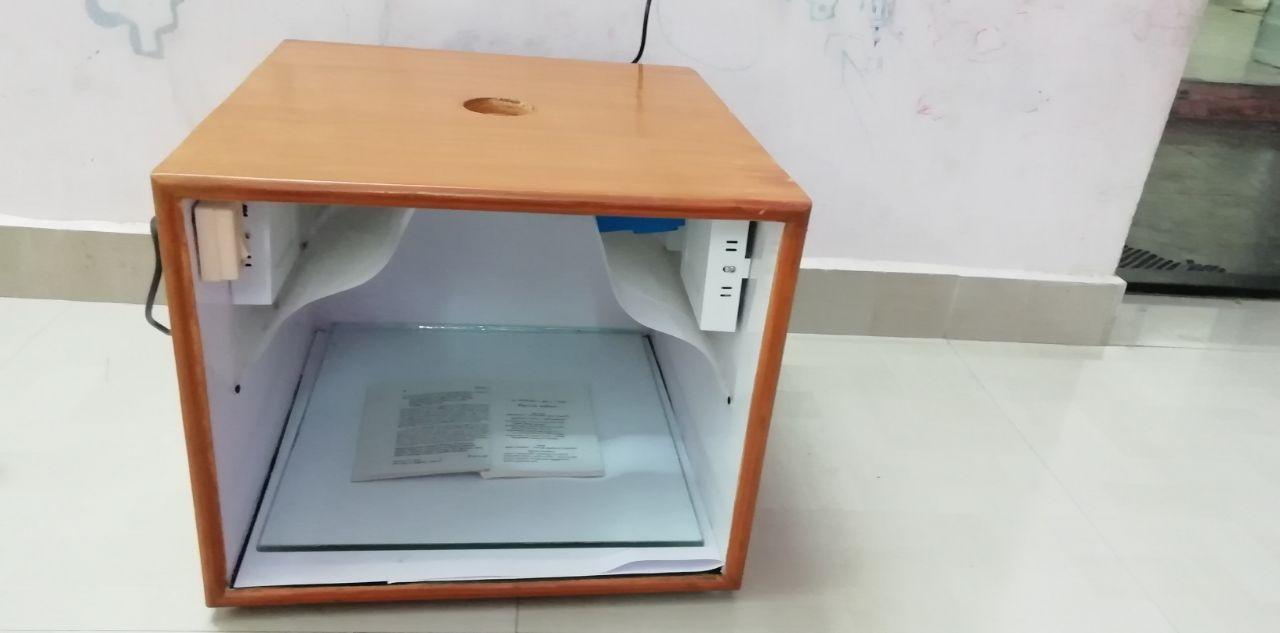 Create a low cost custom scan box - tshrinivasan
