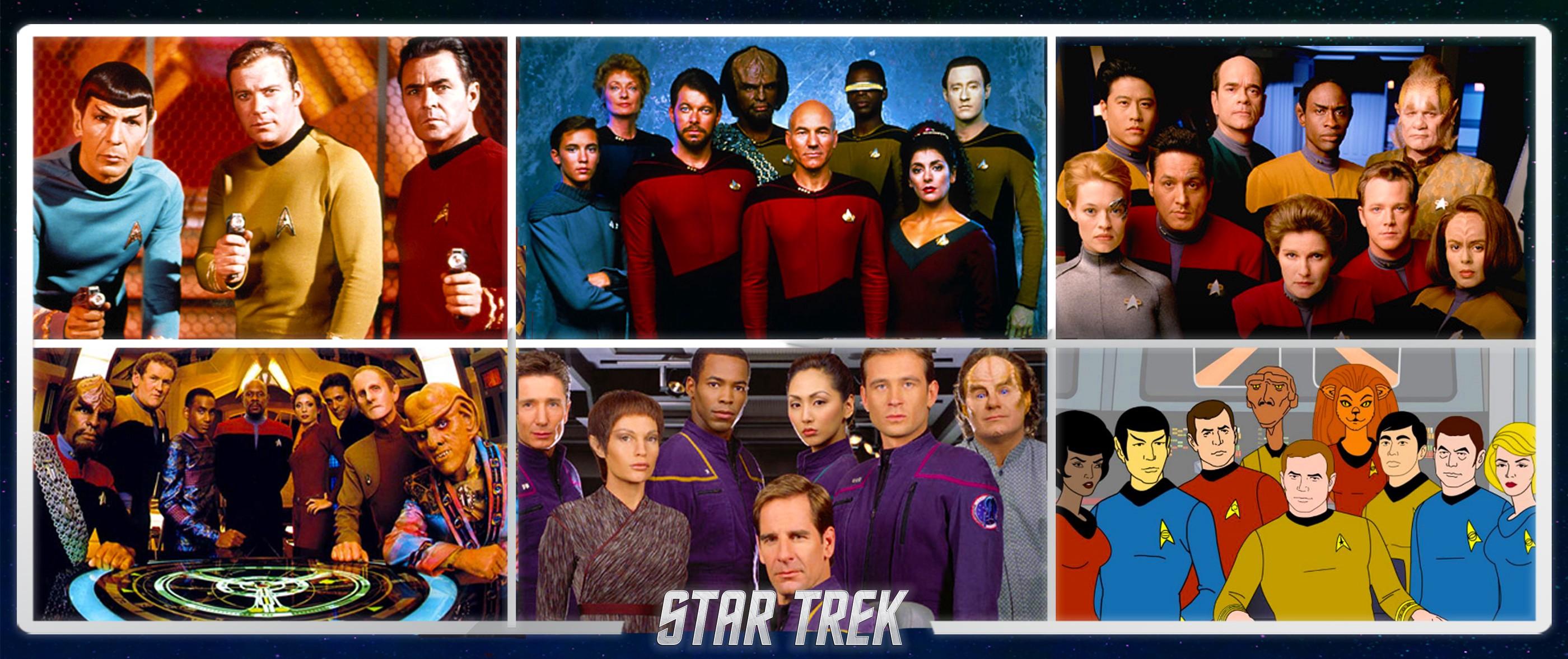 Every Episode of Star Trek