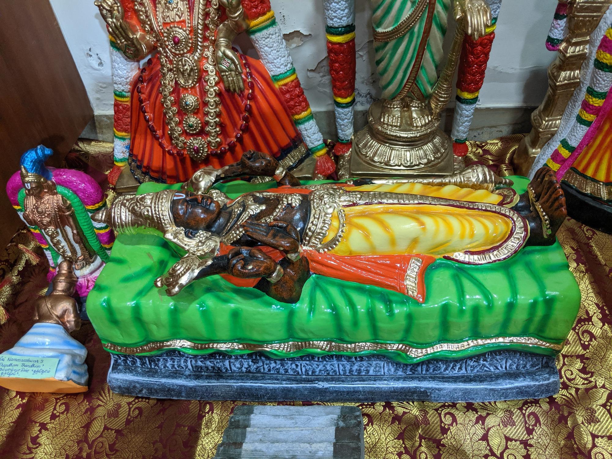 Kanchi Sri Athi Varadhar - காஞ்சி திரு அத்தி வரதர்