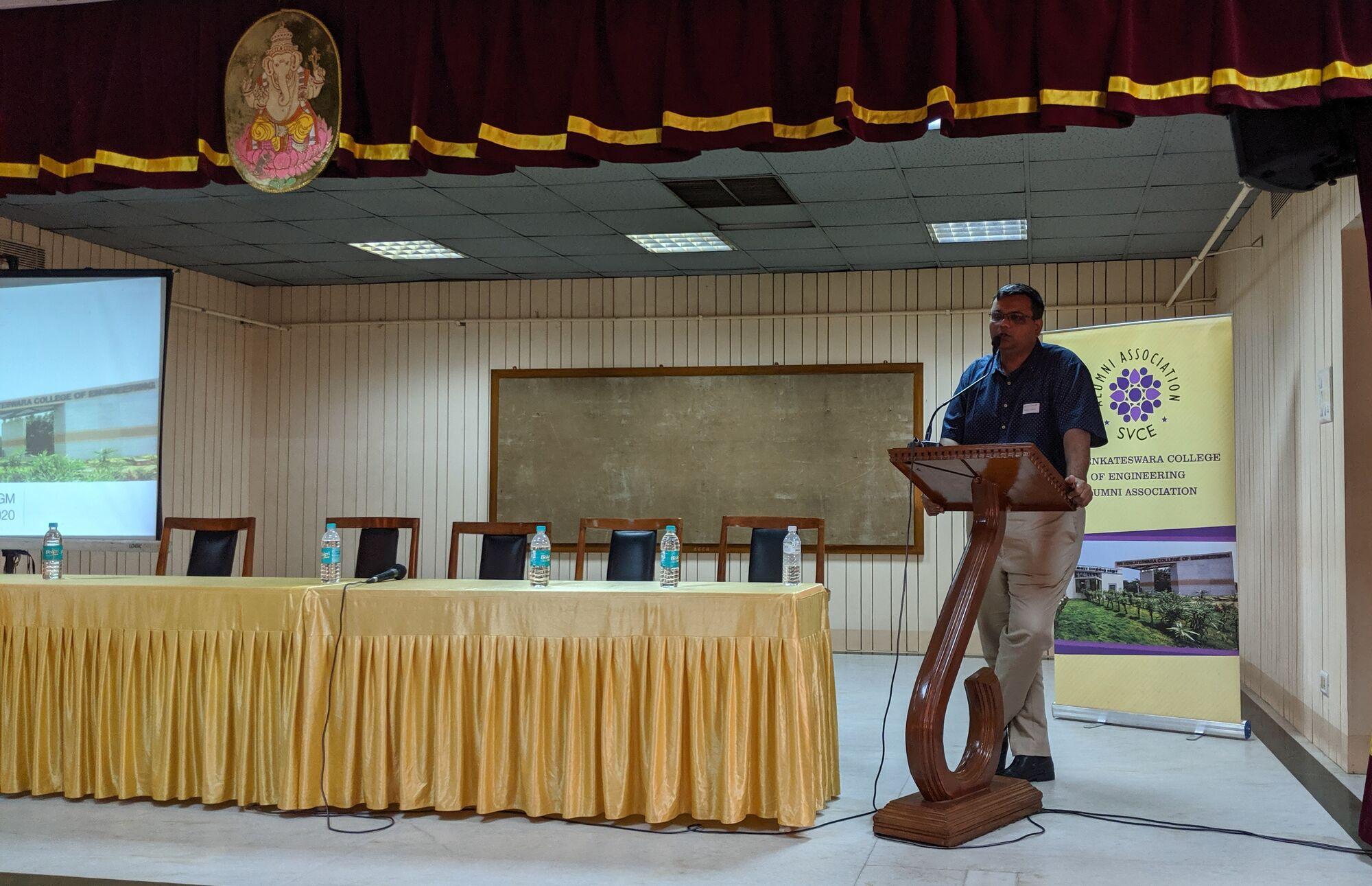 Karthik Ganesan, Head- Sales & Marketing, Electric vehicles at Ashok Leyland