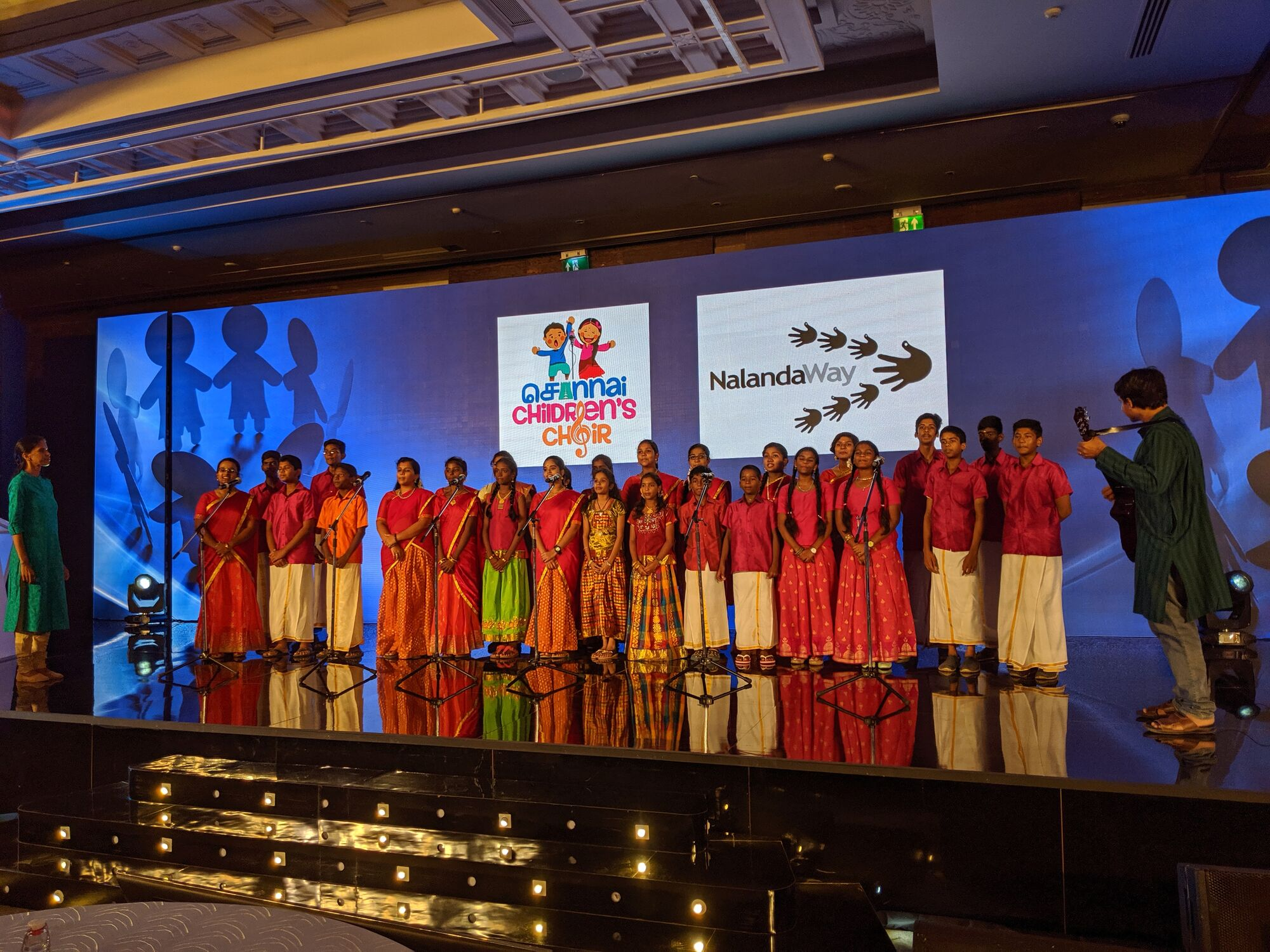 Chennai Childrens' Choir - Nalanda Way