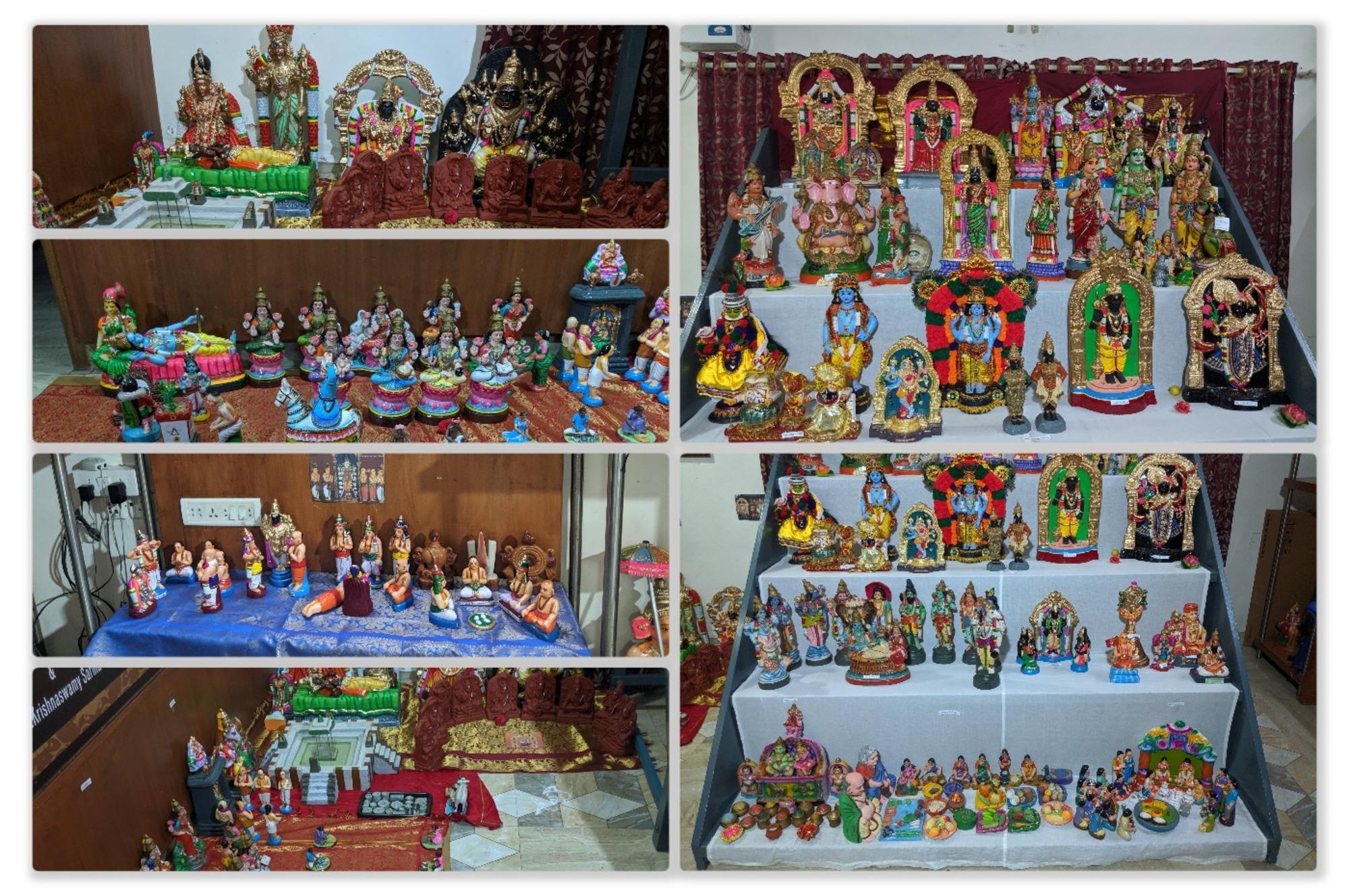 Navarathri Golu 2019