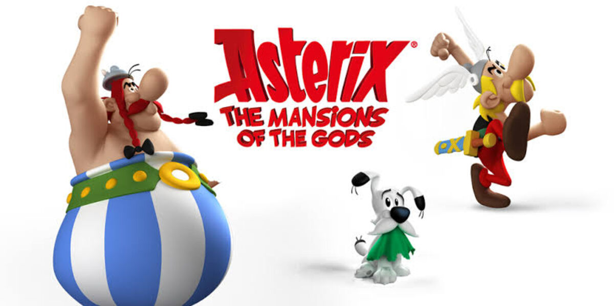 Asterix and Obelix: Mansion of the Gods (2014)