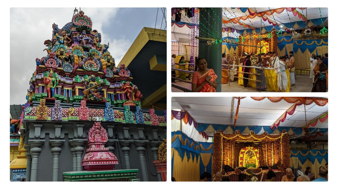 Sri Tiripurasundari Temple in Ashok Nagar,Chennai