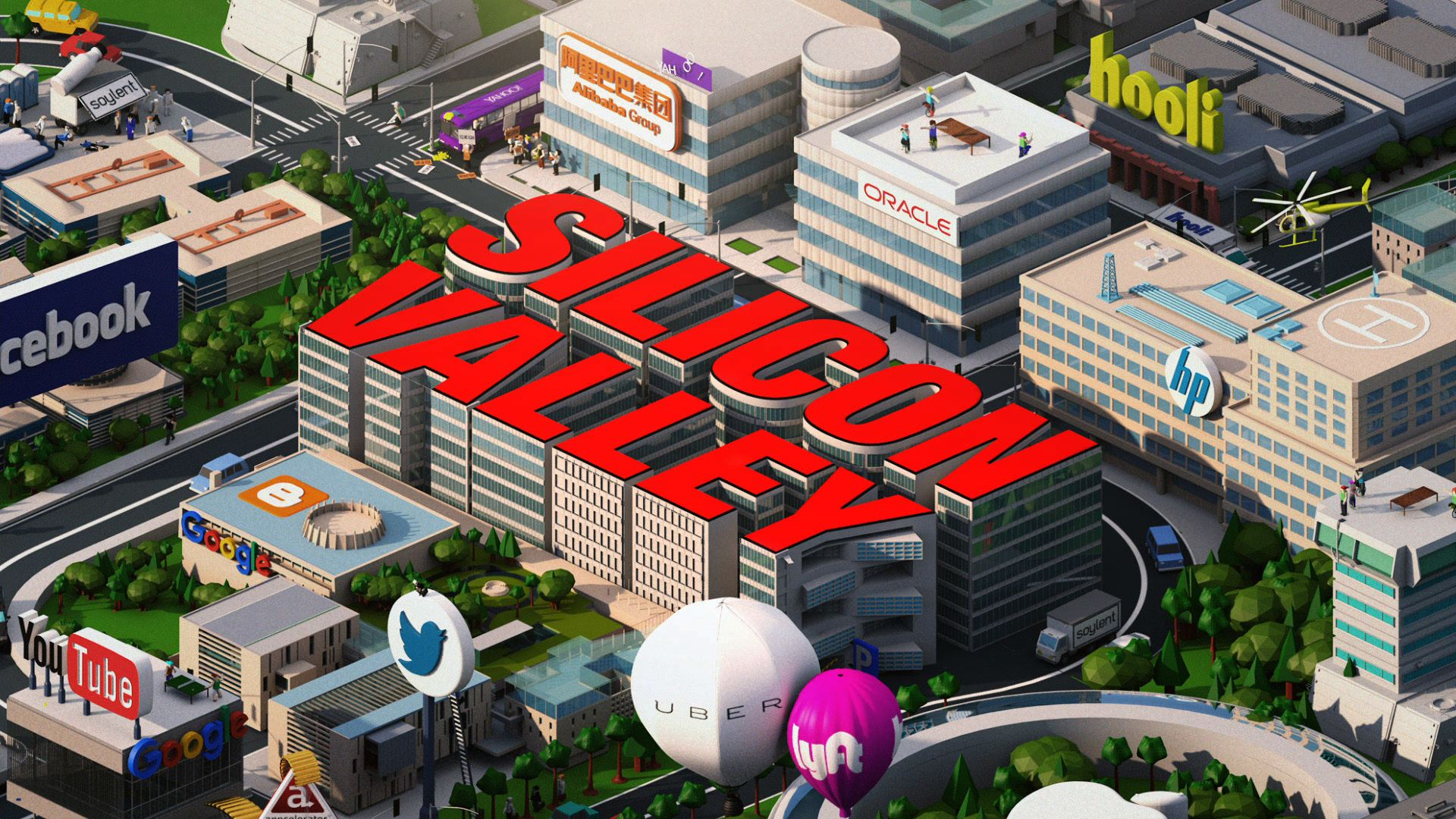 Silicon Valley (TV series)