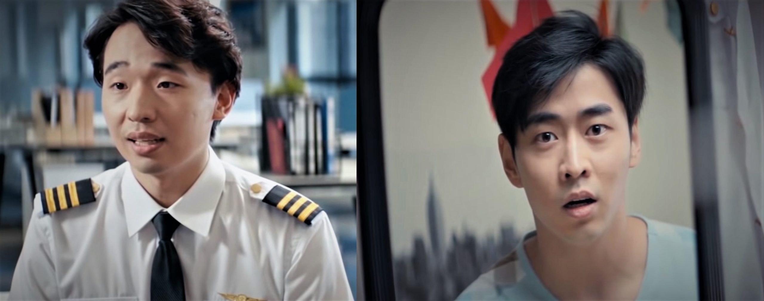 The Chinese Captain (2019) was directed by An Jiaxing and starring Cao Tiankai, Liu Xuetao and Wang Chao.