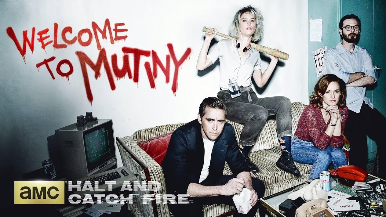 Halt and Catch Fire (TV series)