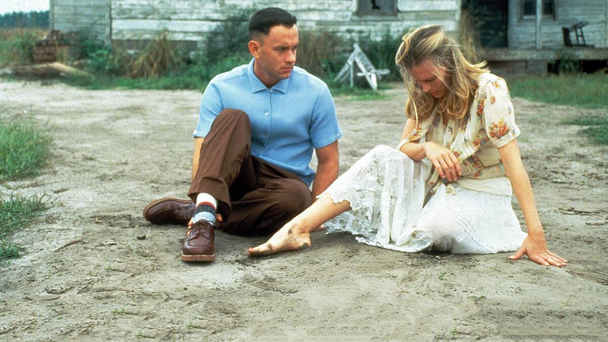 Tom Hanks and Sally Field.