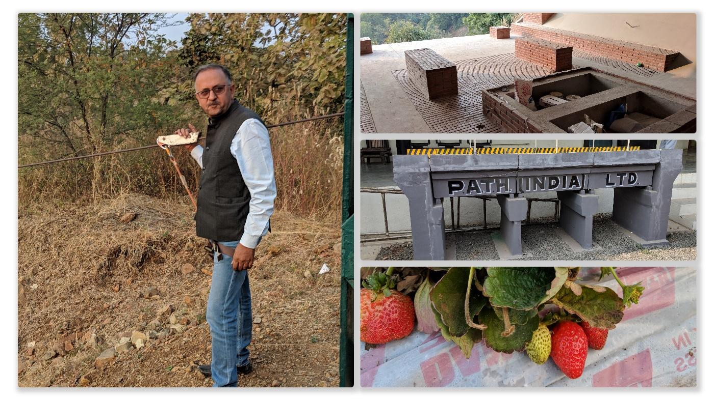 Mr Puneet Agarwal, Path India (Ltd)