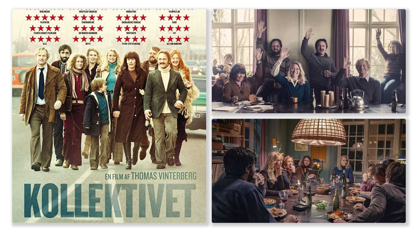 The Commune (2016) aka Kollektivet (2016) - Trine Dyrholm & others