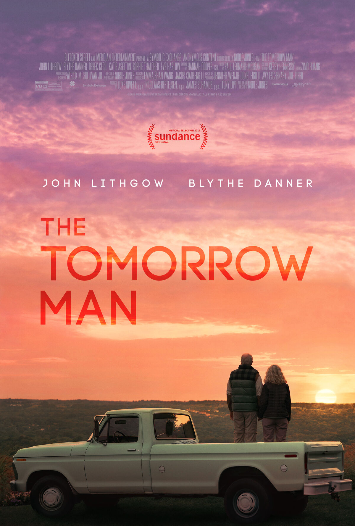 The Tomorrow Man-John Lithgow & Blythe Danner