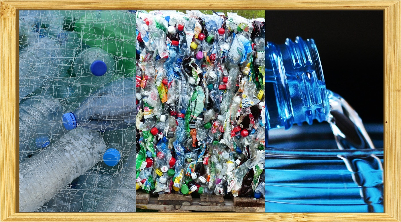 Recycle of Plastic bottles