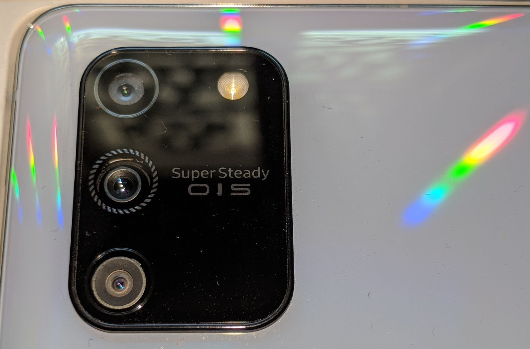 Samsung Galaxy S10 Lite - Triple Camera setup