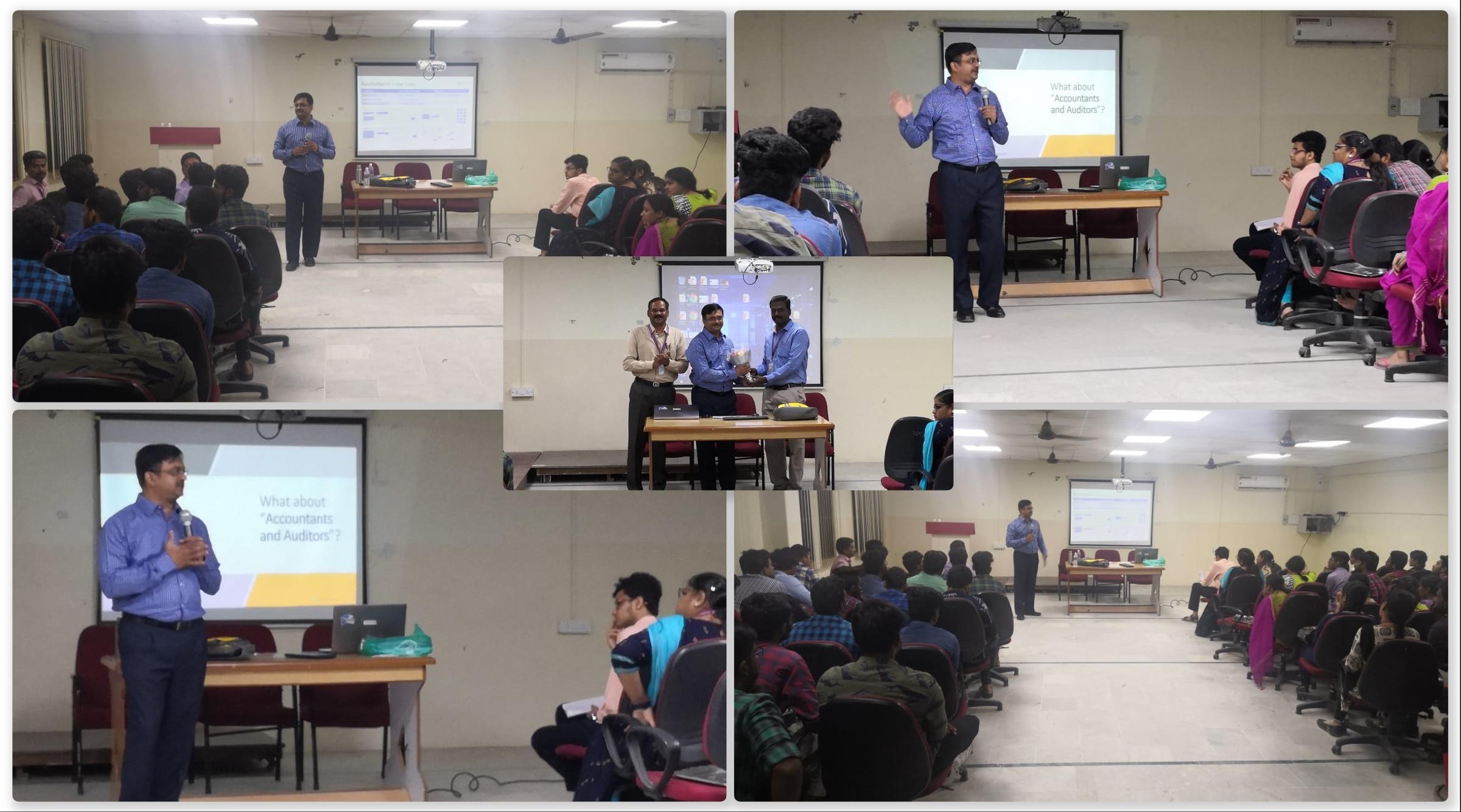 Career Options in Artificial Intelligence for engineering students by Venkatarangan Thirumalai
