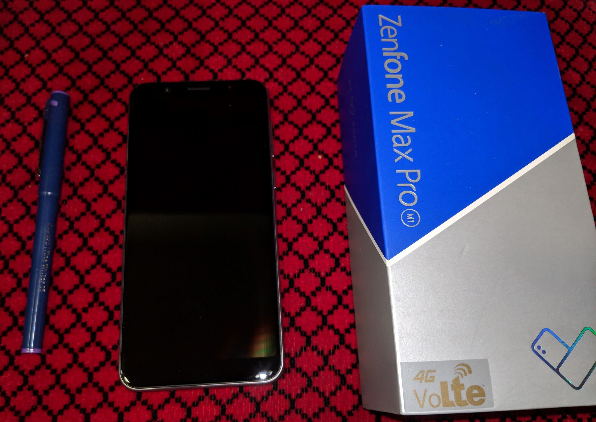 Asus Zenfone Max Pro M1 (Grey, 64 GB, 4GB RAM)