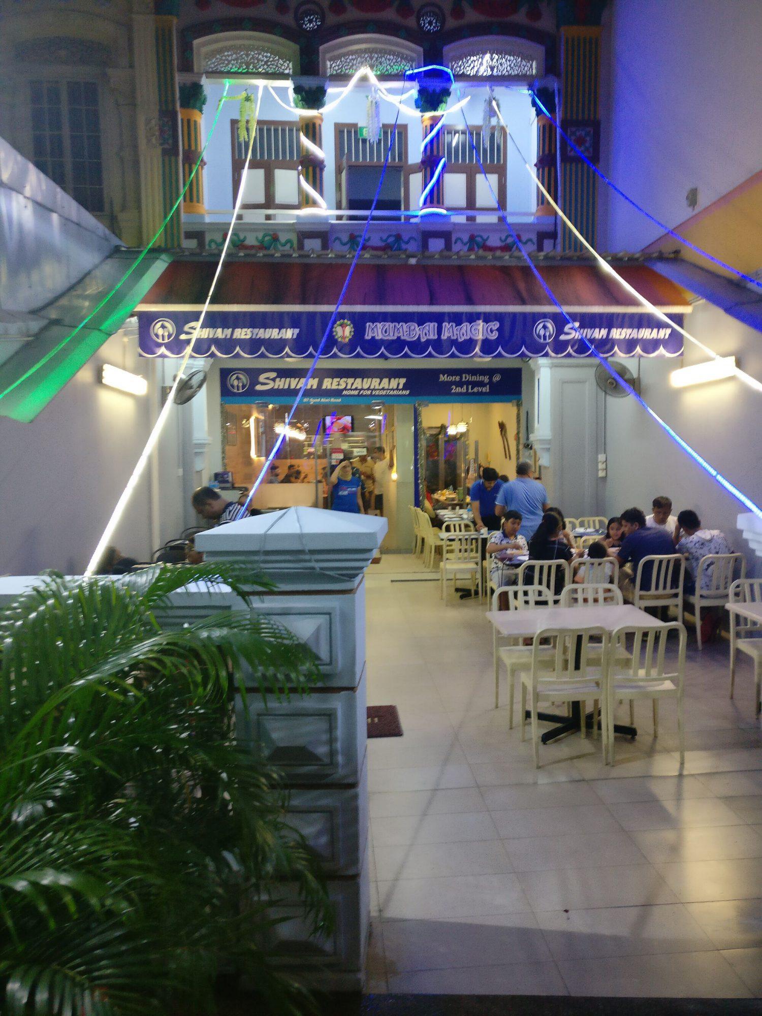 Shivam Restaurant, Syed Alwi Rd, Singapore