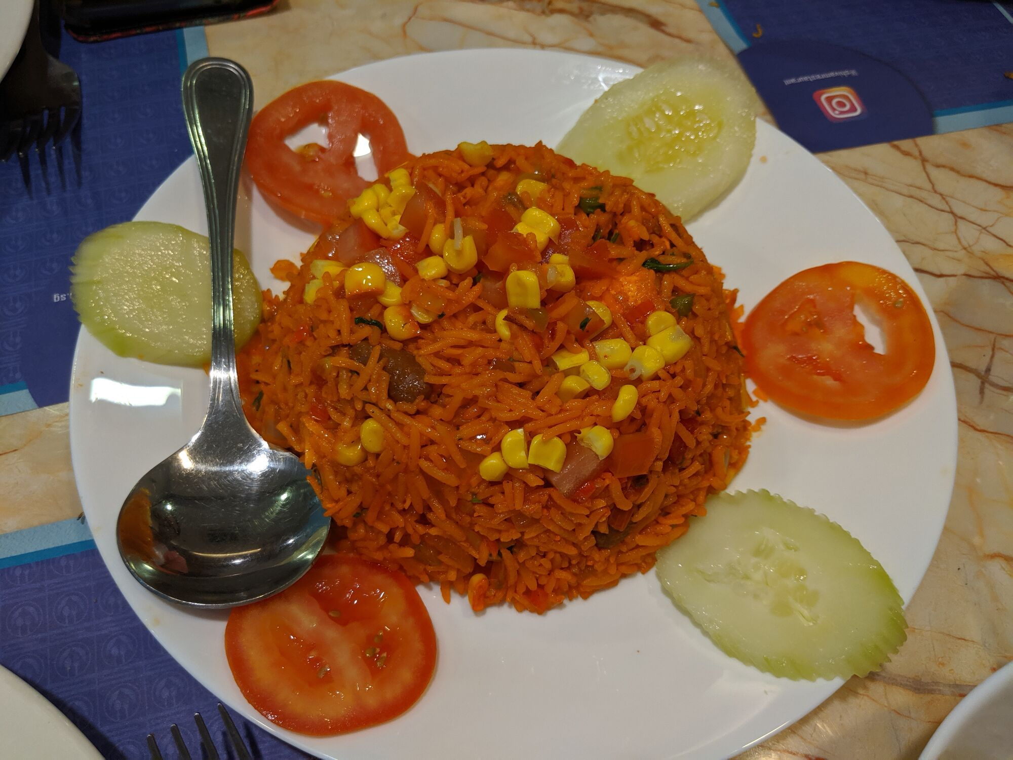 Shivam Restaurant - Fried Rice - Good & Tasty food here
