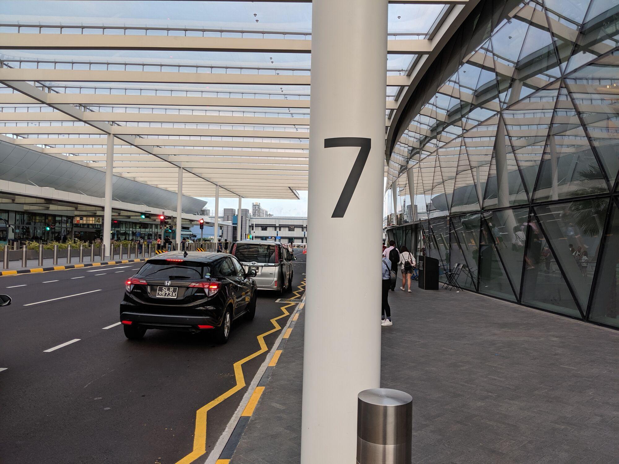Jewel Changi Airport Terminal, Singapore