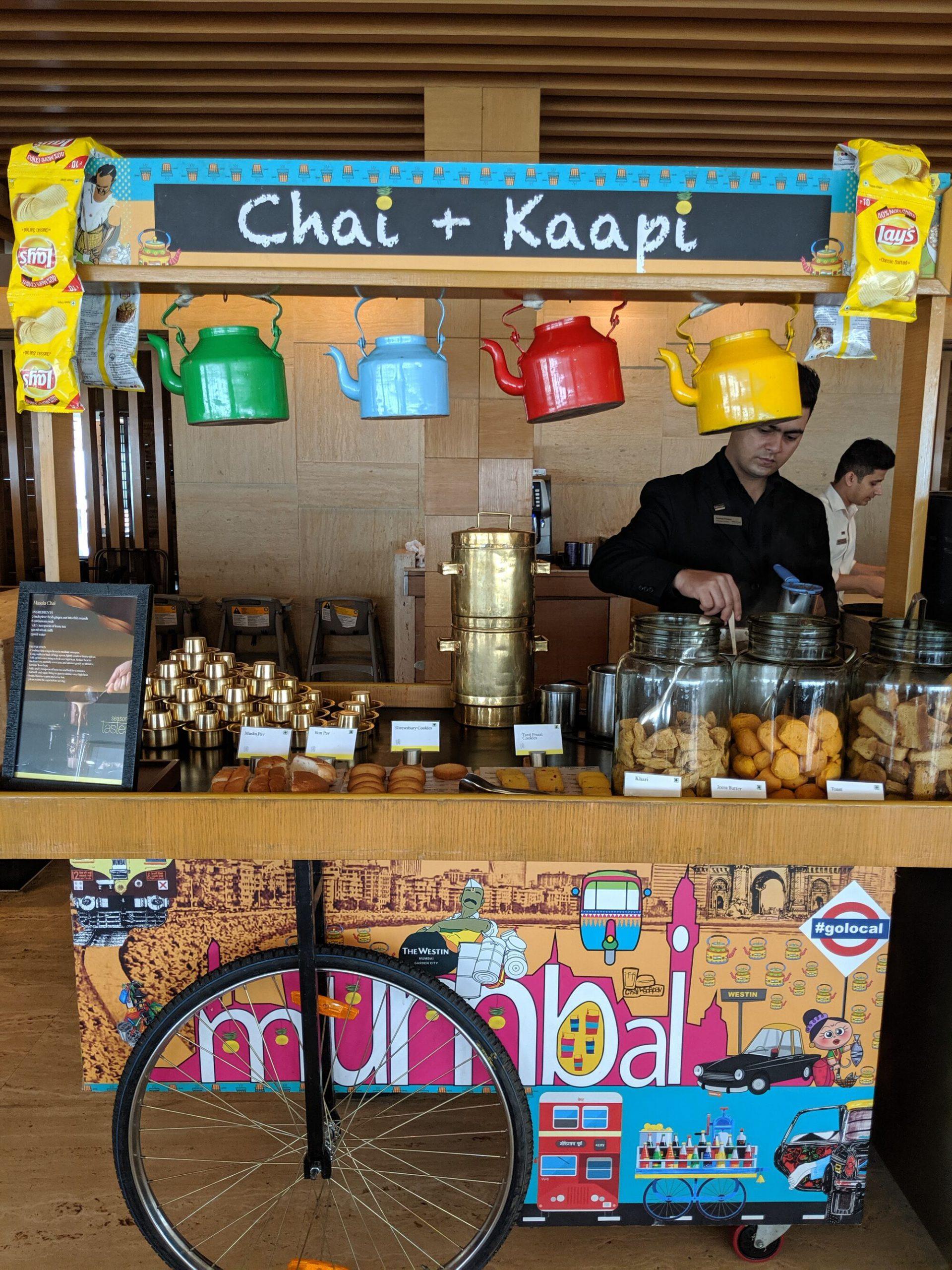 Chai + Kaapi - Coffee Stand