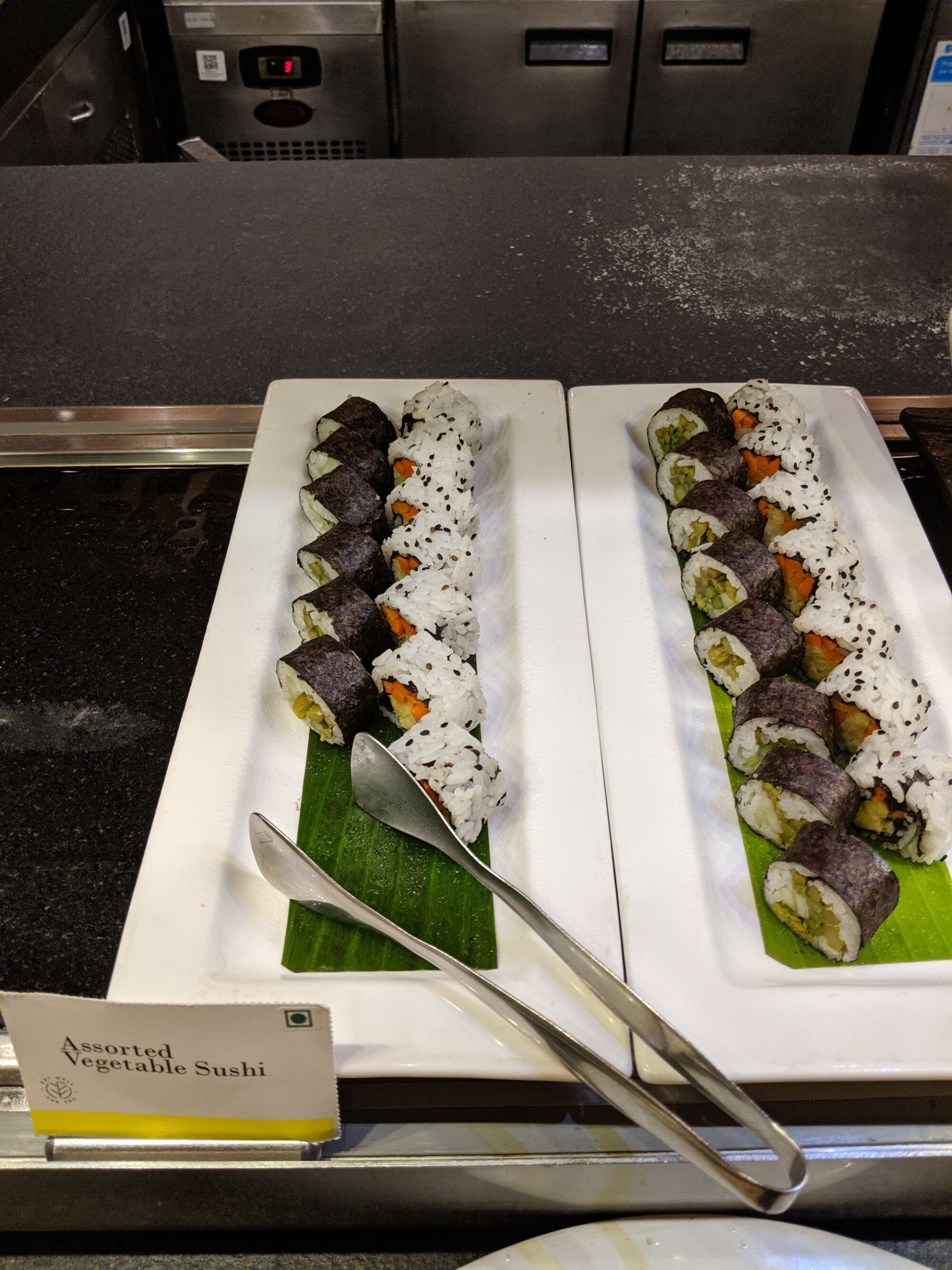 Assorted Vegetable Sushi
