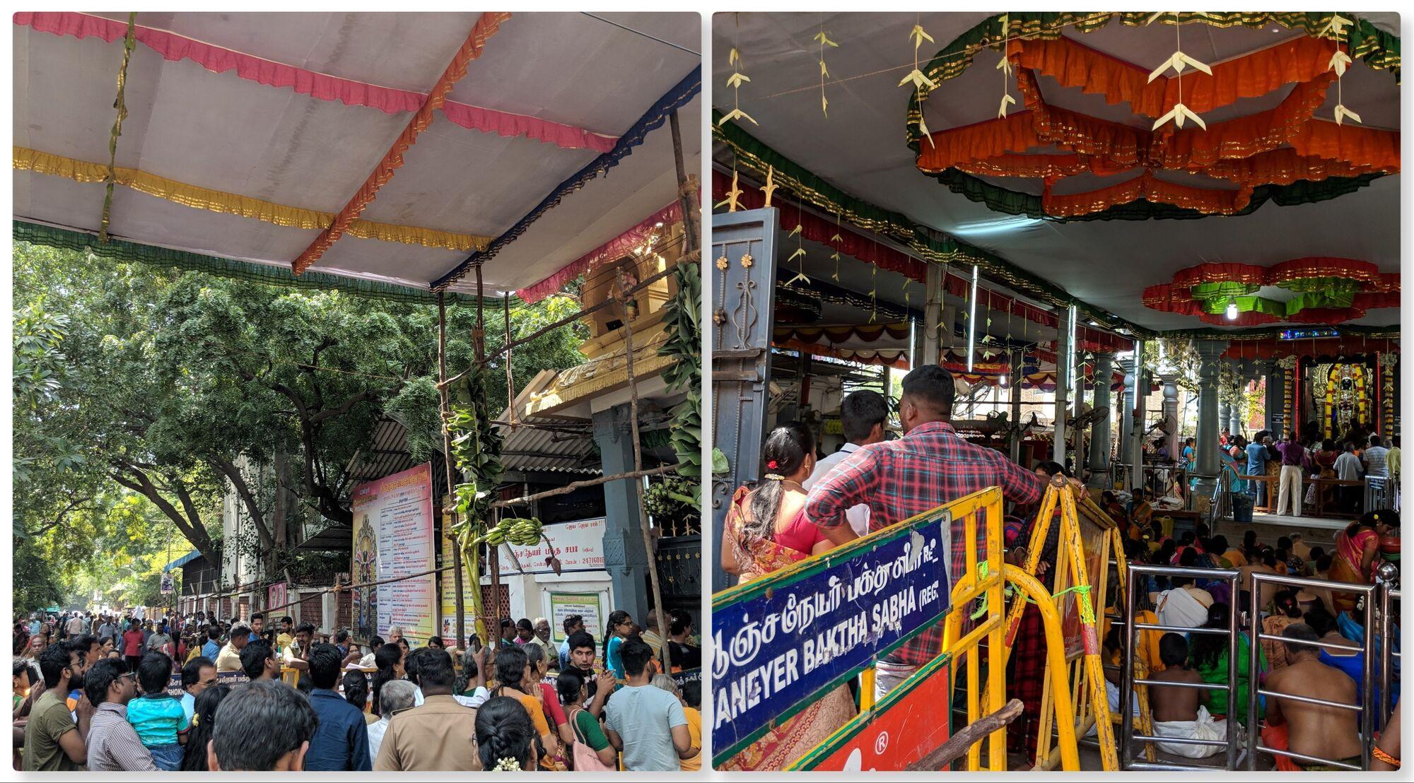 Sri Anjaneyar Koil, 53rd Street, Ashok Nagar, Chennai