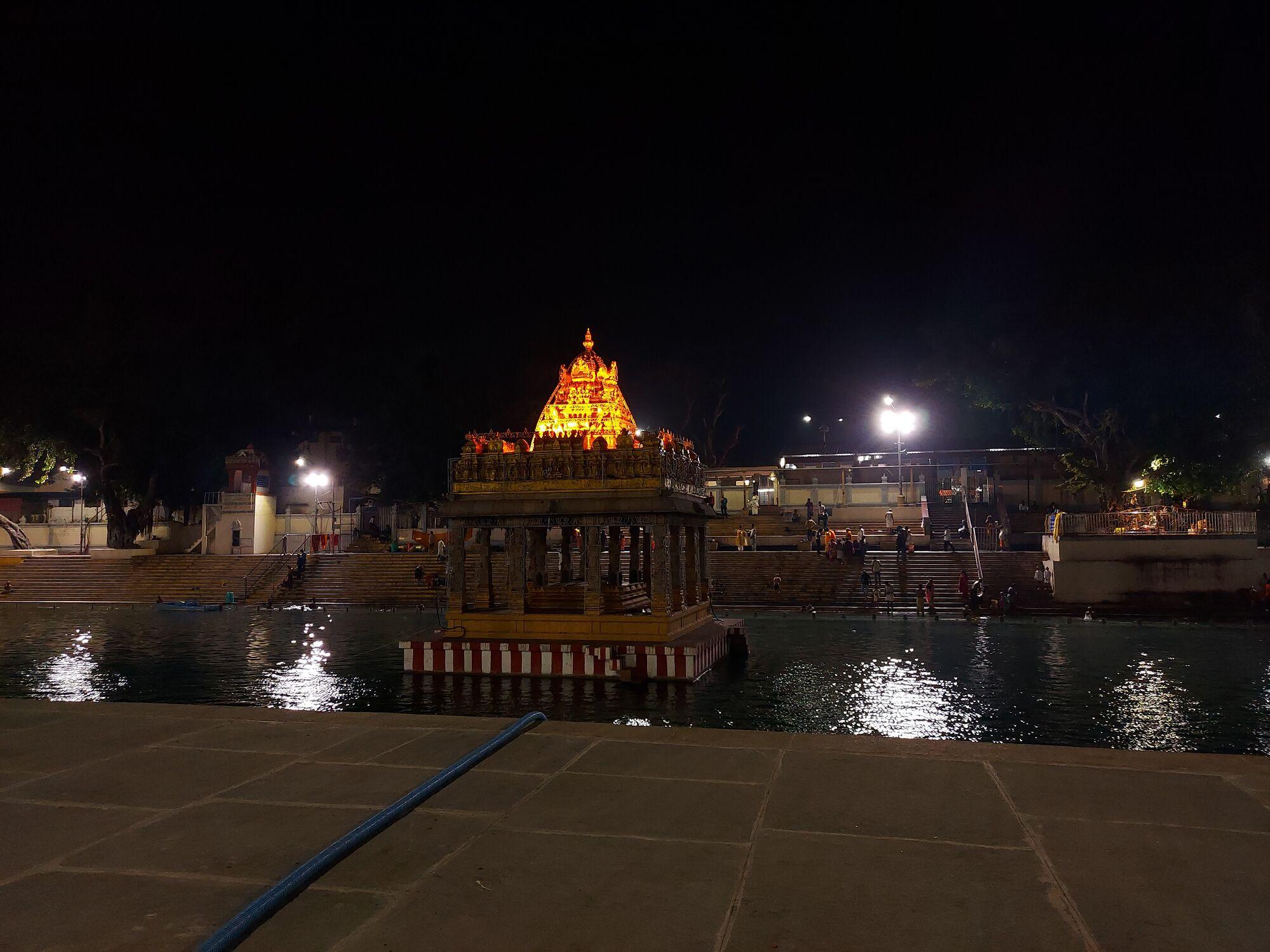 Tirumala Tirupati Swami Pushkarini