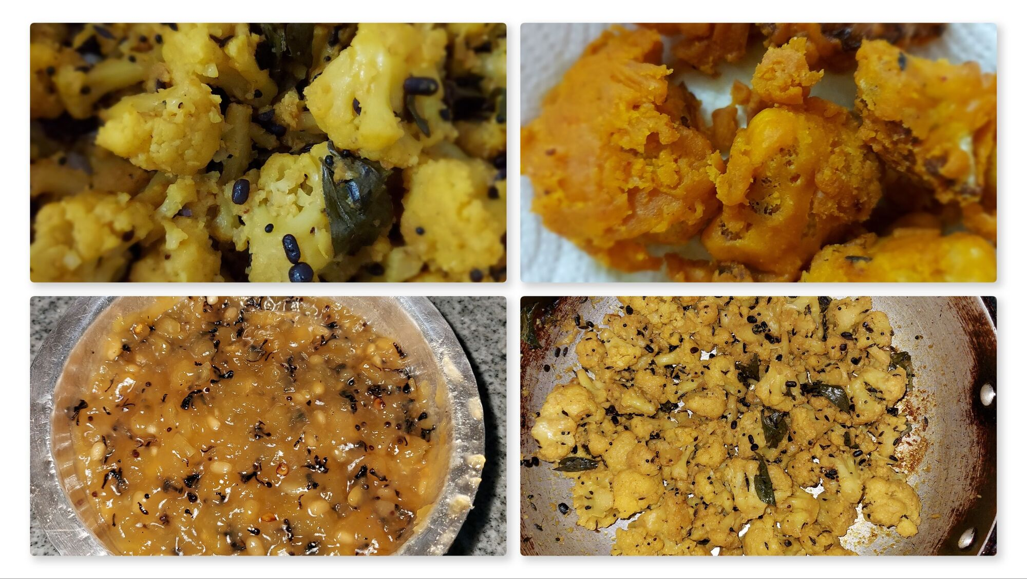 Sweet and Sour Dish - Neem Flower and Mango
